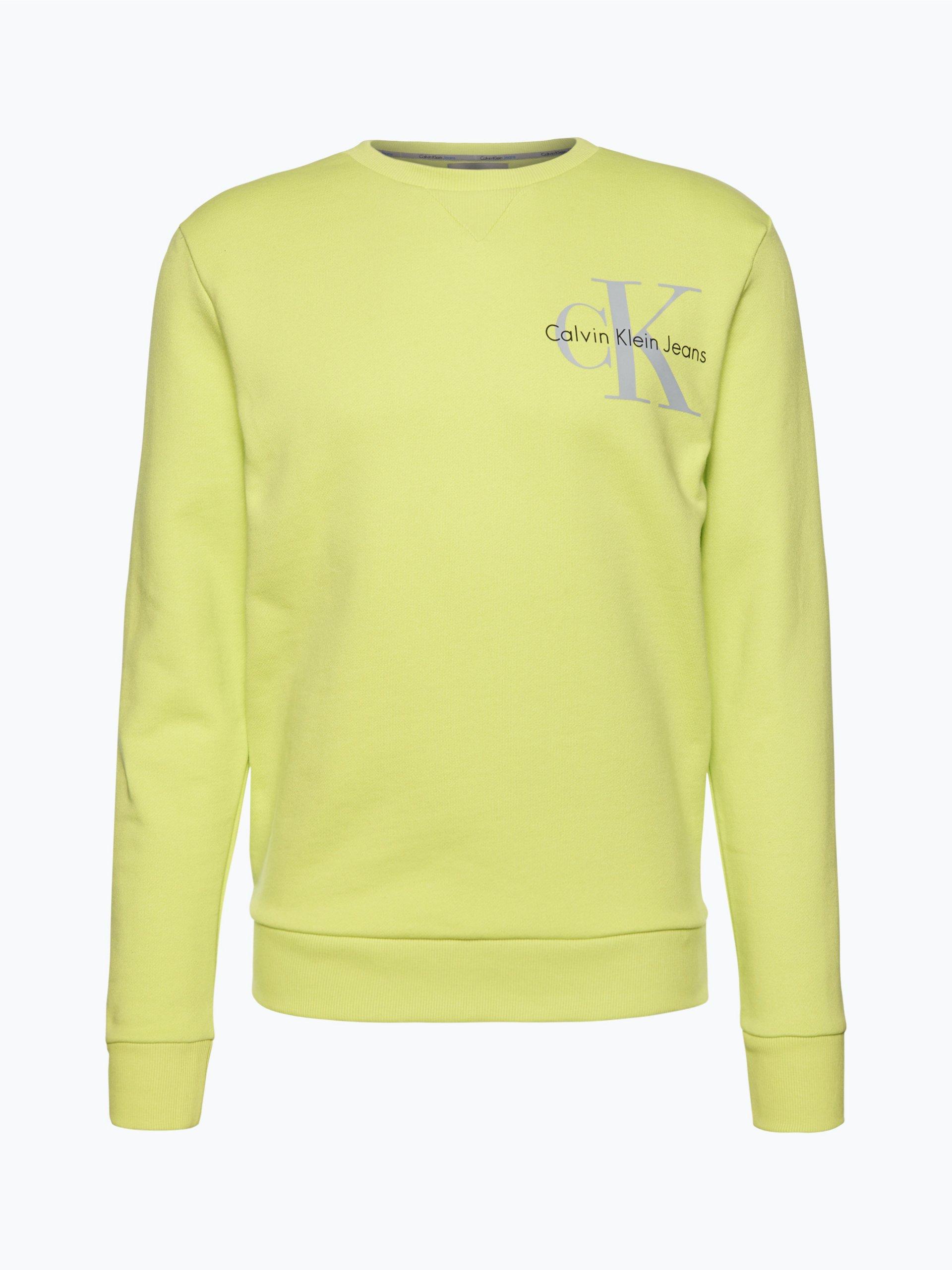 calvin klein jeans herren sweatshirt online kaufen vangraaf com. Black Bedroom Furniture Sets. Home Design Ideas
