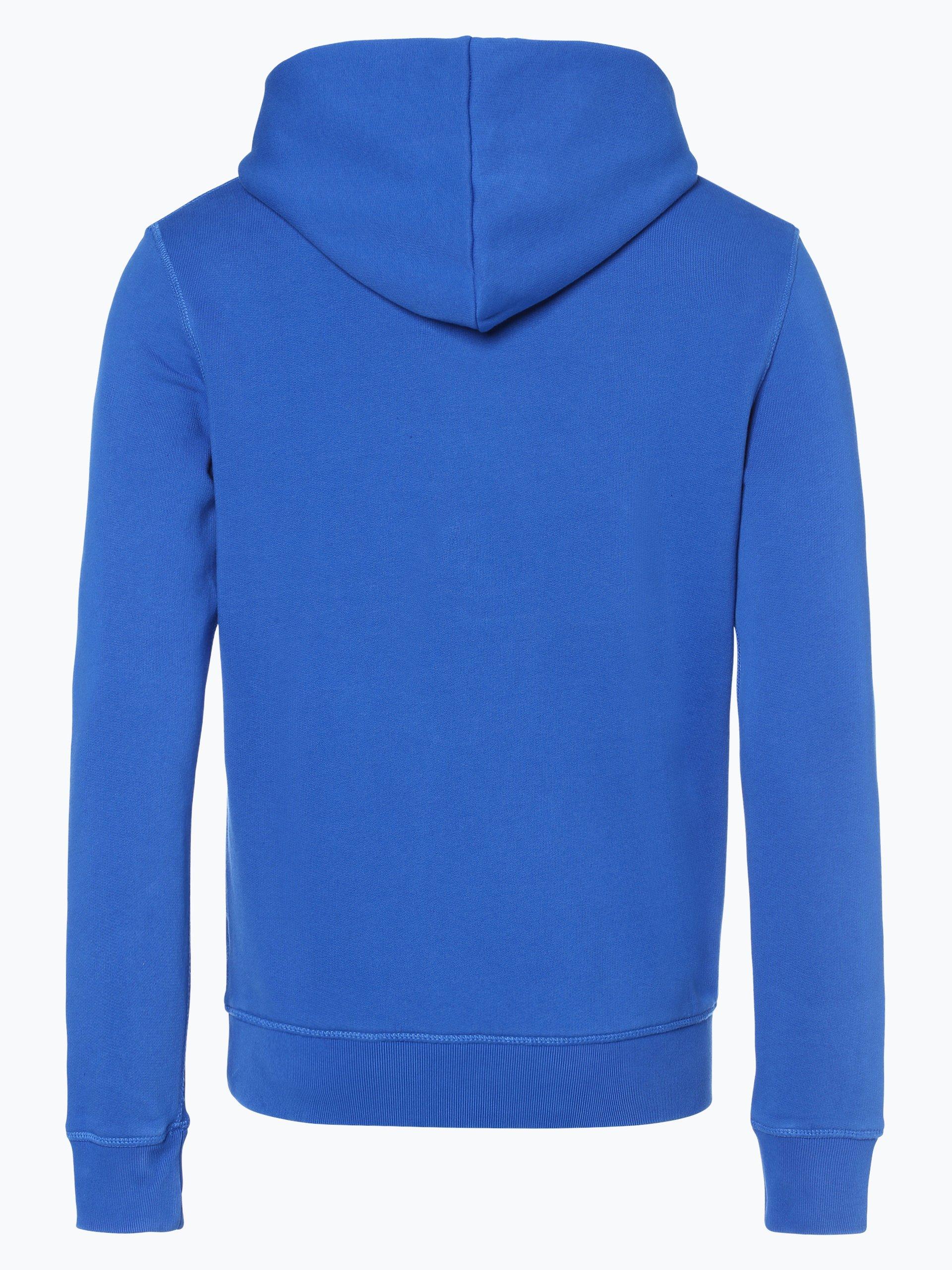 calvin klein jeans herren sweatshirt indigo uni online kaufen peek und cloppenburg de. Black Bedroom Furniture Sets. Home Design Ideas