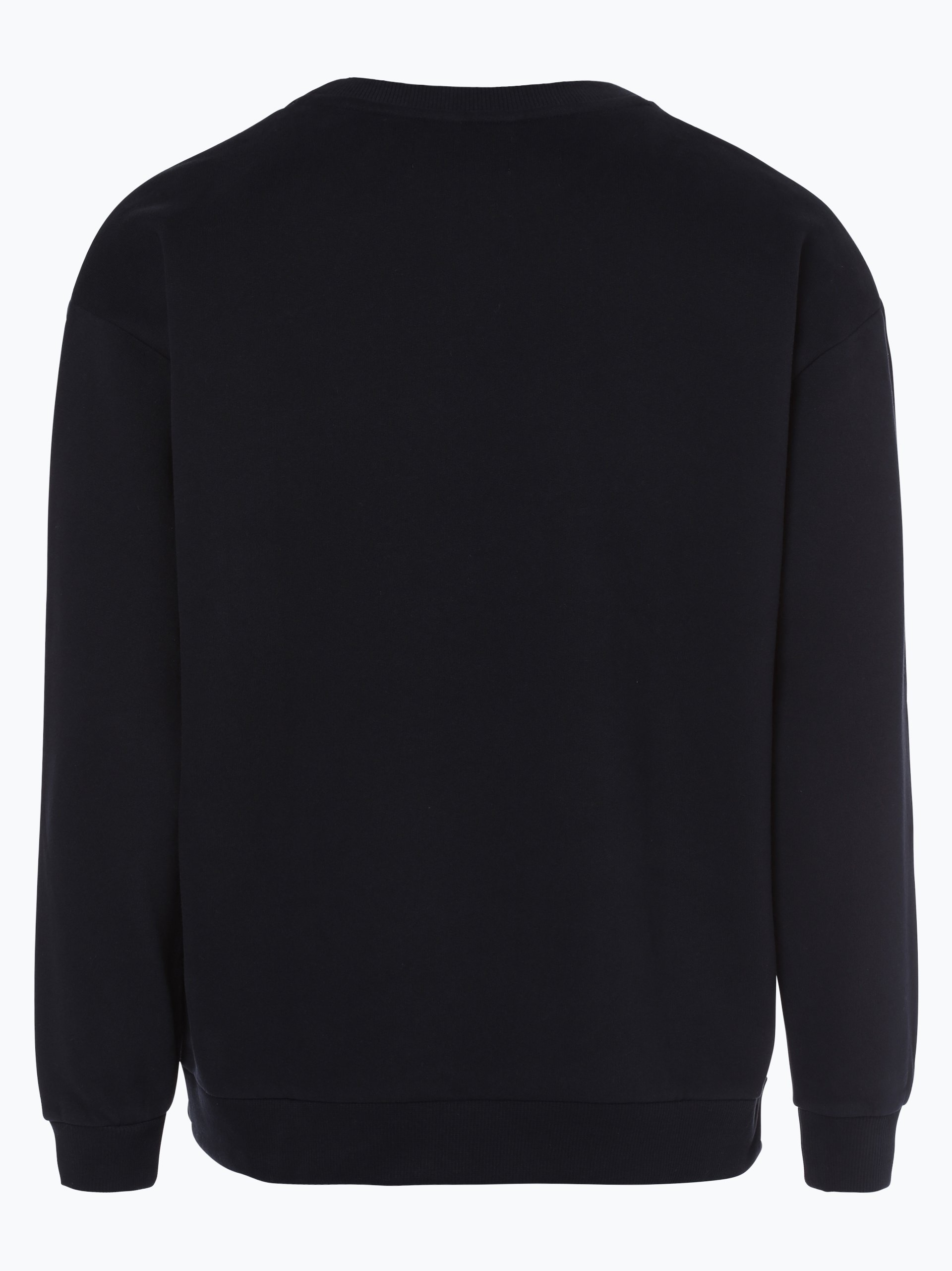 calvin klein jeans herren sweatshirt schwarz bedruckt online kaufen peek und cloppenburg de. Black Bedroom Furniture Sets. Home Design Ideas