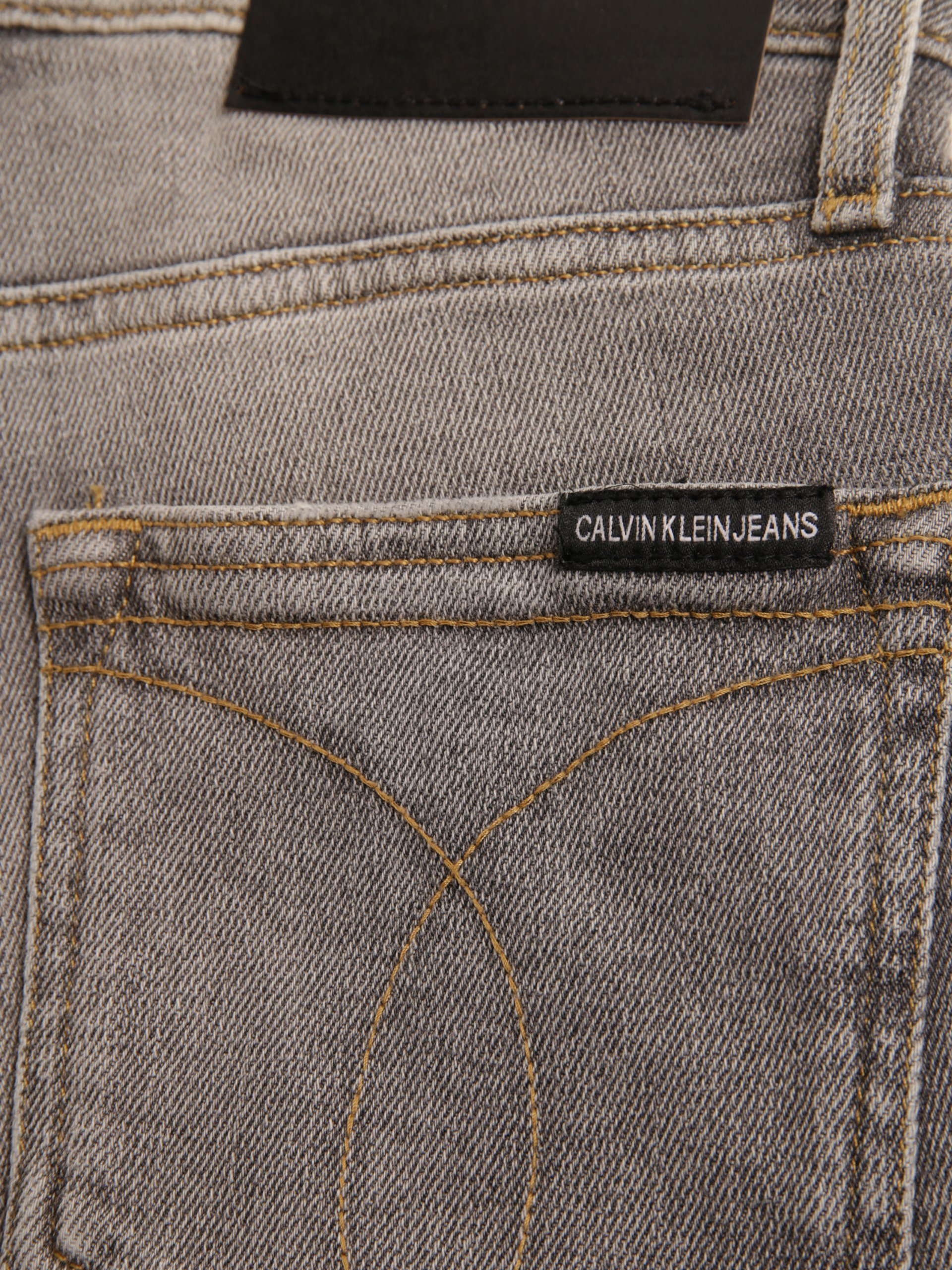 Calvin Klein Jeans Jungen Jeansshorts