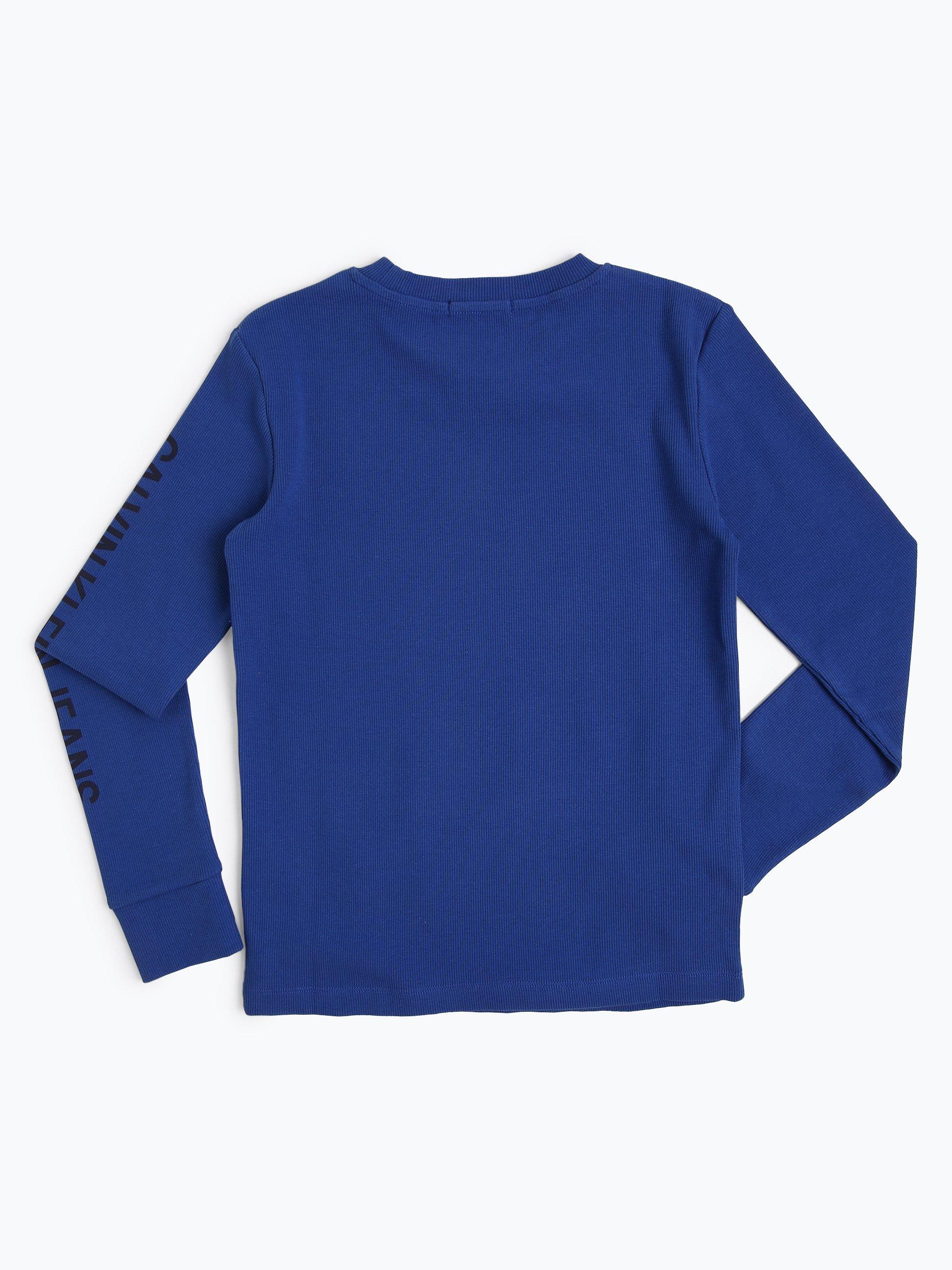 Calvin Klein Jeans Jungen Langarmshirt