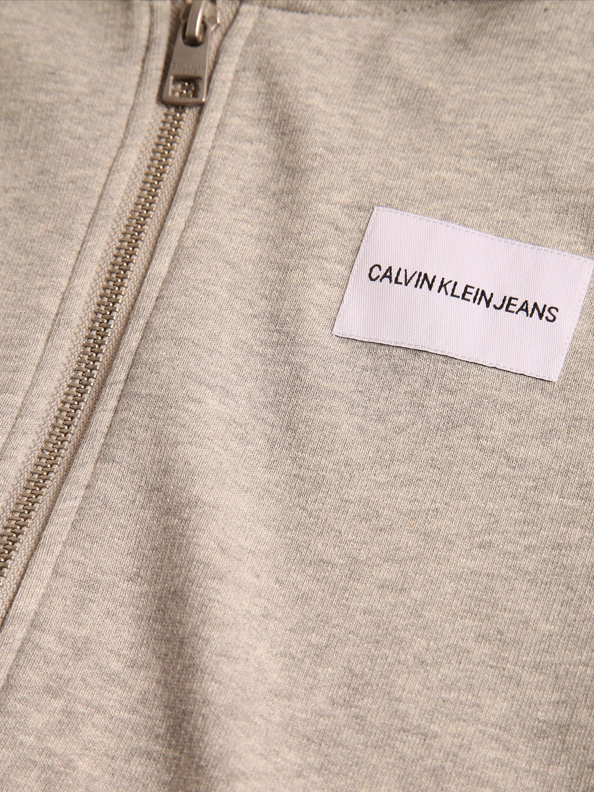 Jungen com Online Klein Vangraaf Kaufen Calvin Jeans Sweatjacke qwFxfxpS