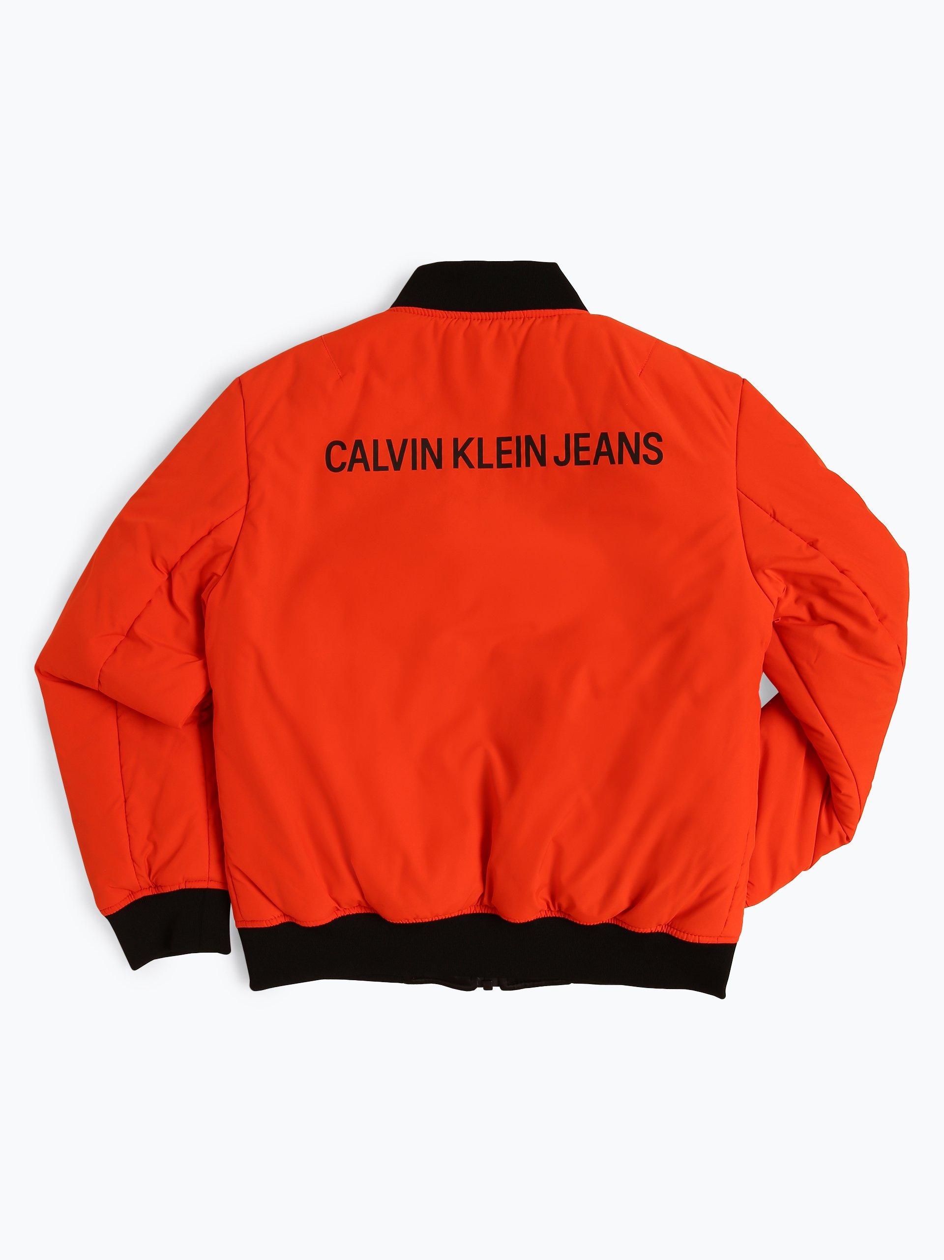 Calvin Klein Jeans Jungen Wendejacke