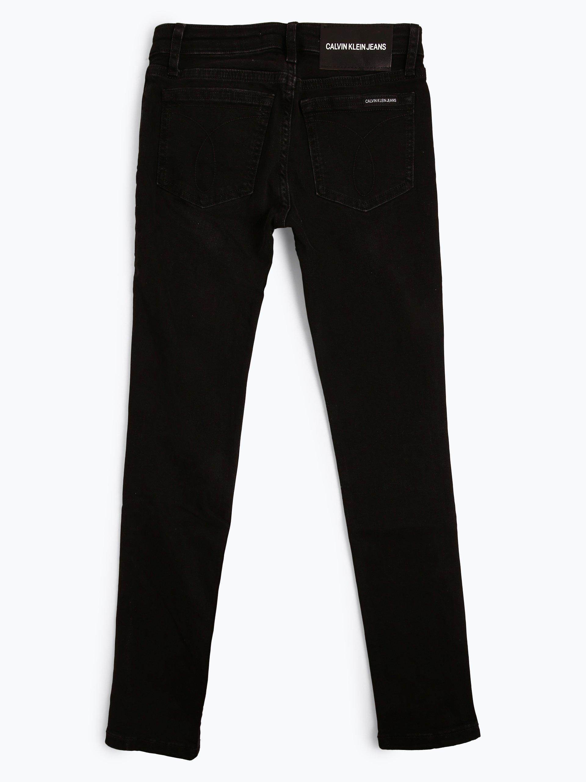 Calvin Klein Jeans Mädchen Jeans Skinny
