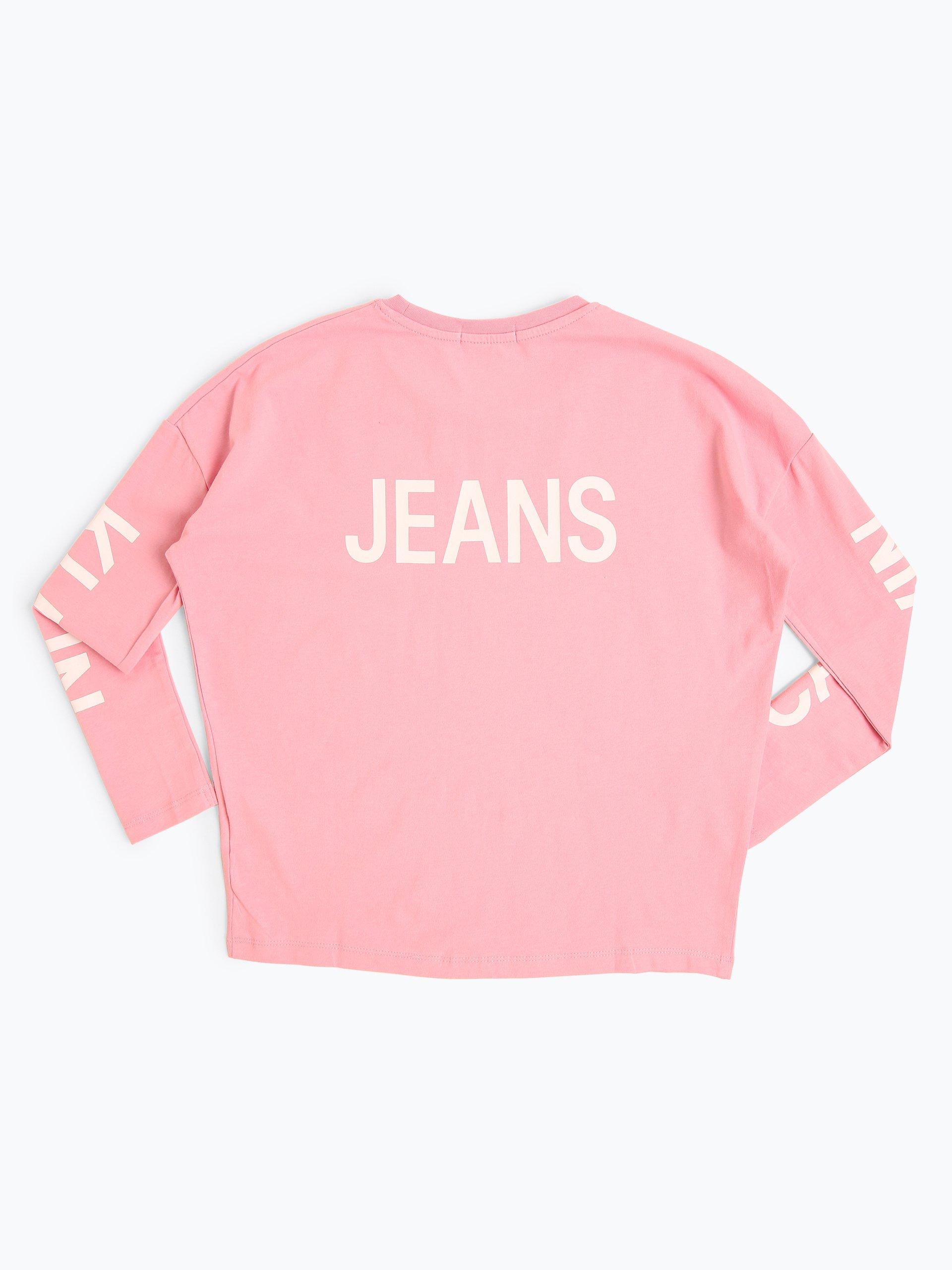 Calvin Klein Jeans Mädchen Langarmshirt