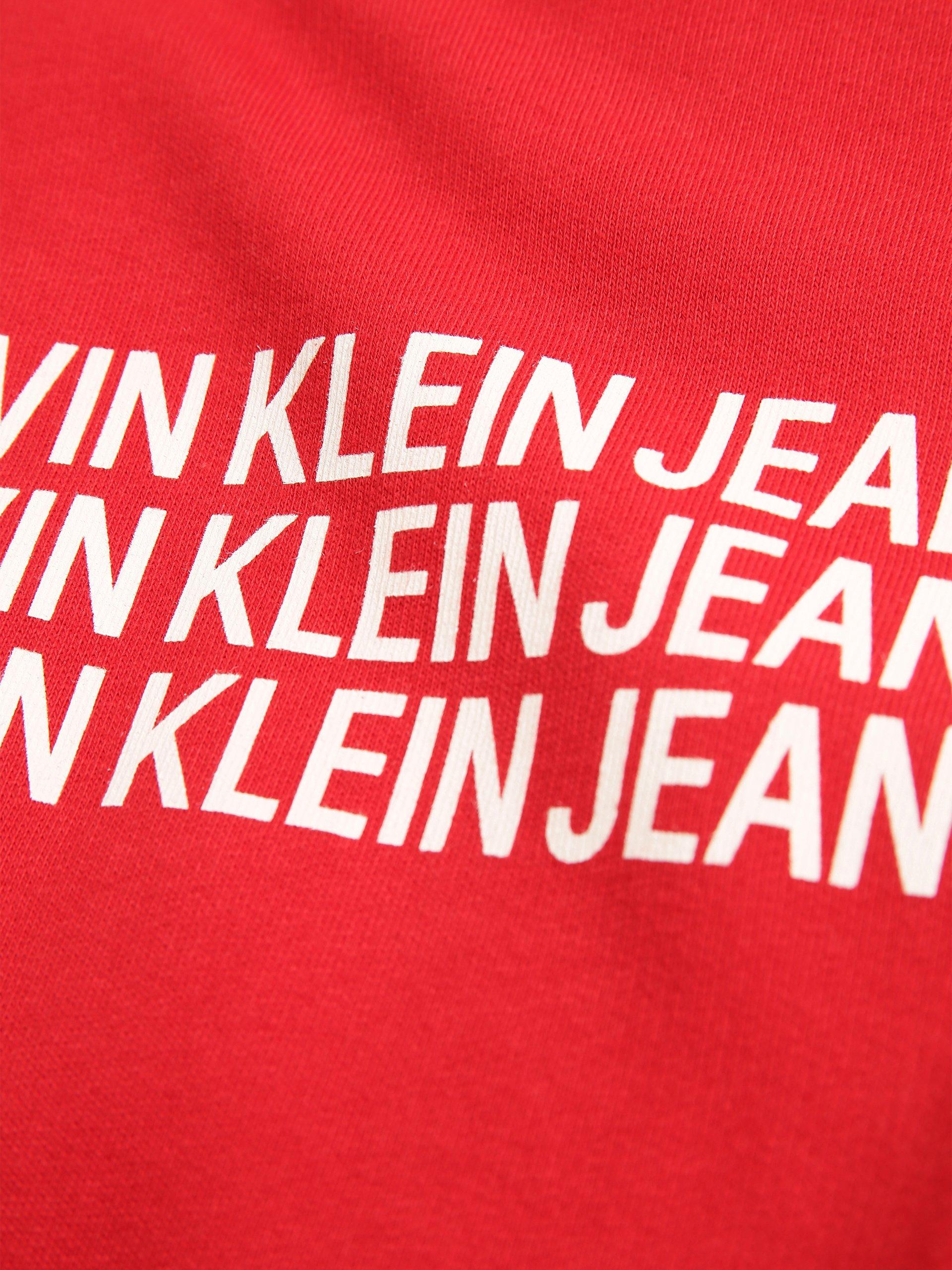 Calvin Klein Jeans Mädchen Sweatshirt