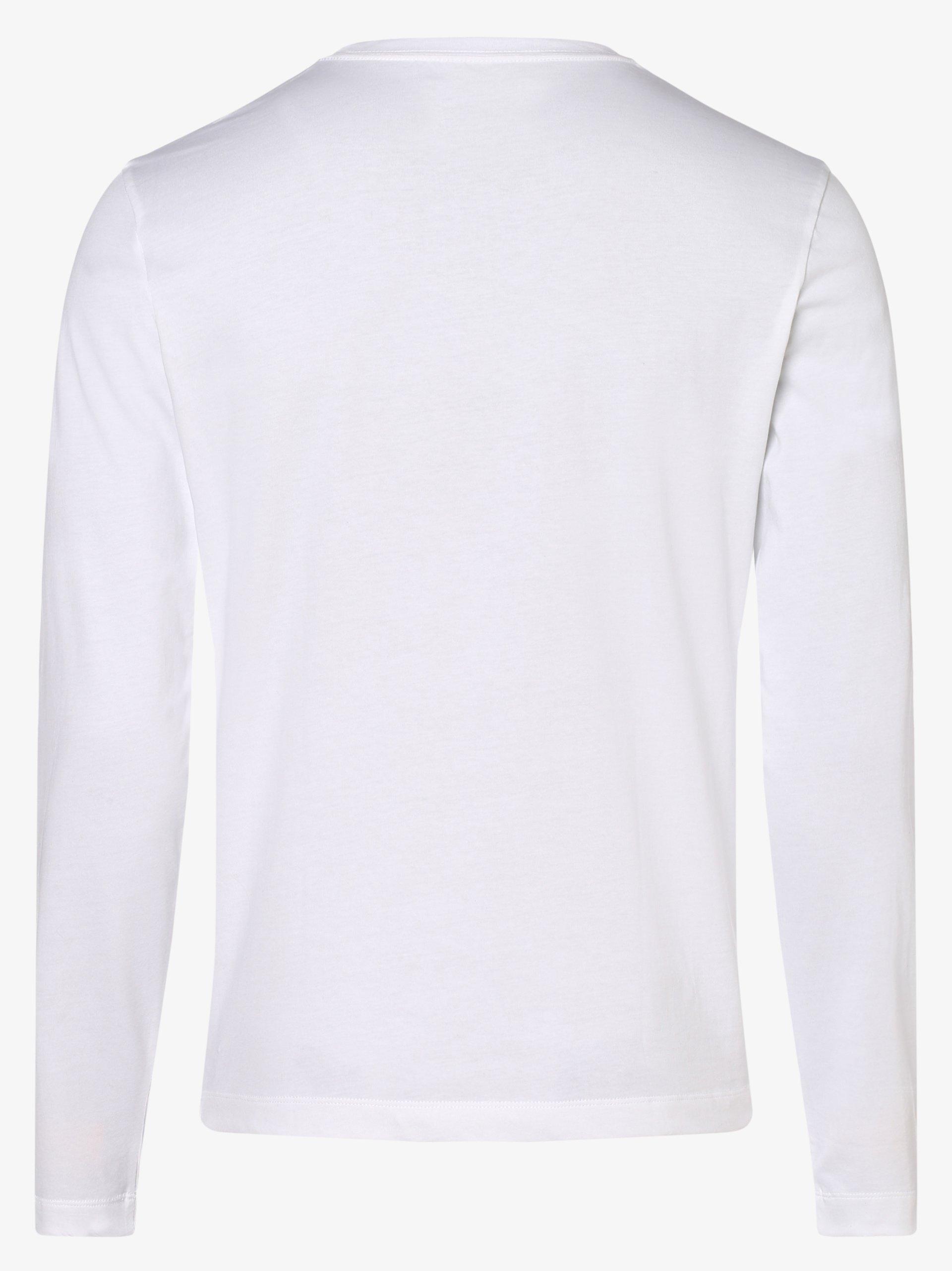 Calvin Klein Jeans Męska koszulka z długim rękawem