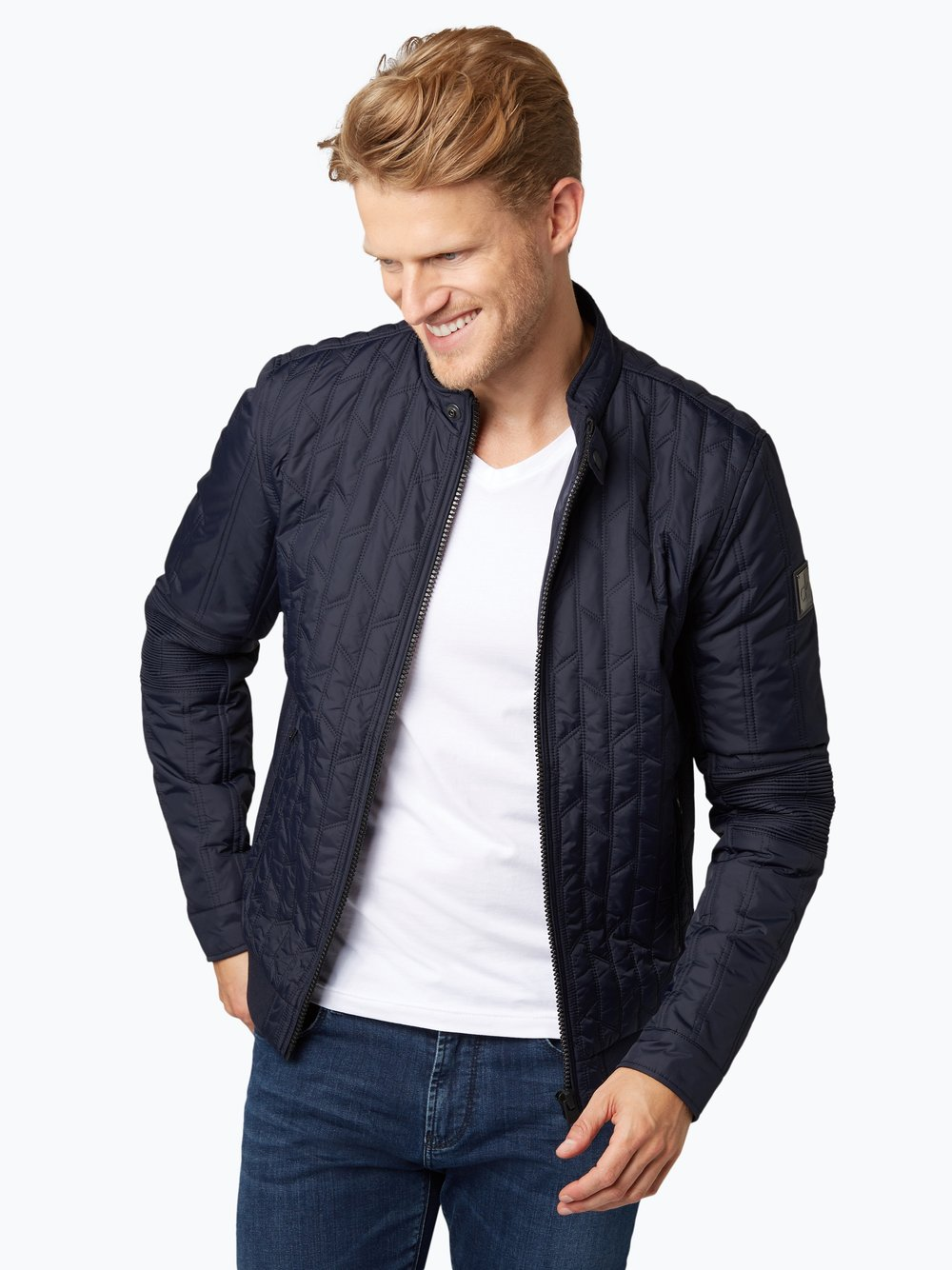 eafe80c3b0e20 Calvin Klein Jeans Męska kurtka pikowana kup online