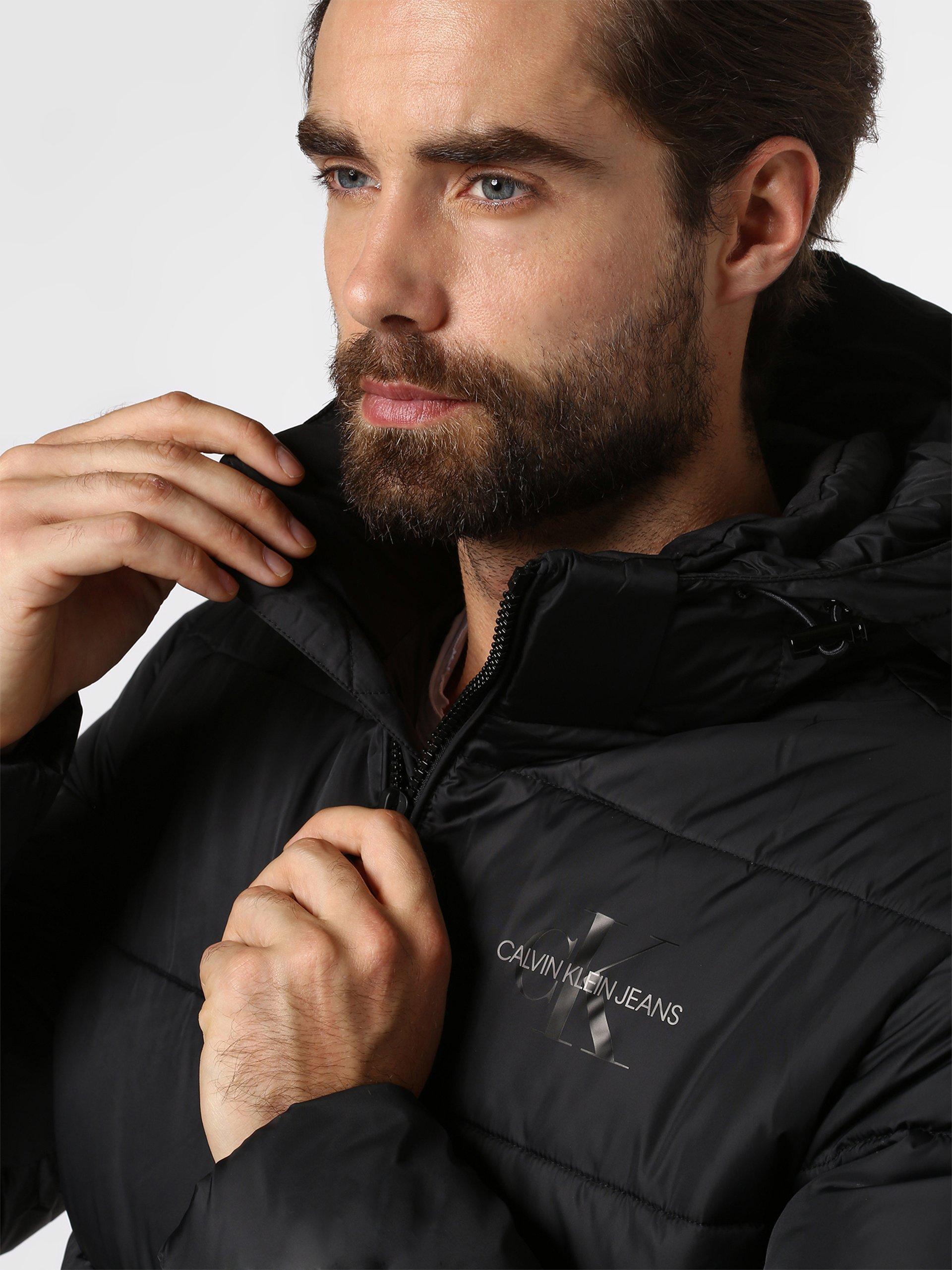 Calvin Klein Jeans Męska kurtka pikowana