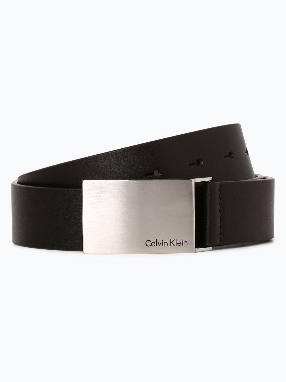 bdafe59861cf2 Calvin Klein Jeans Męski pasek skórzany kup online