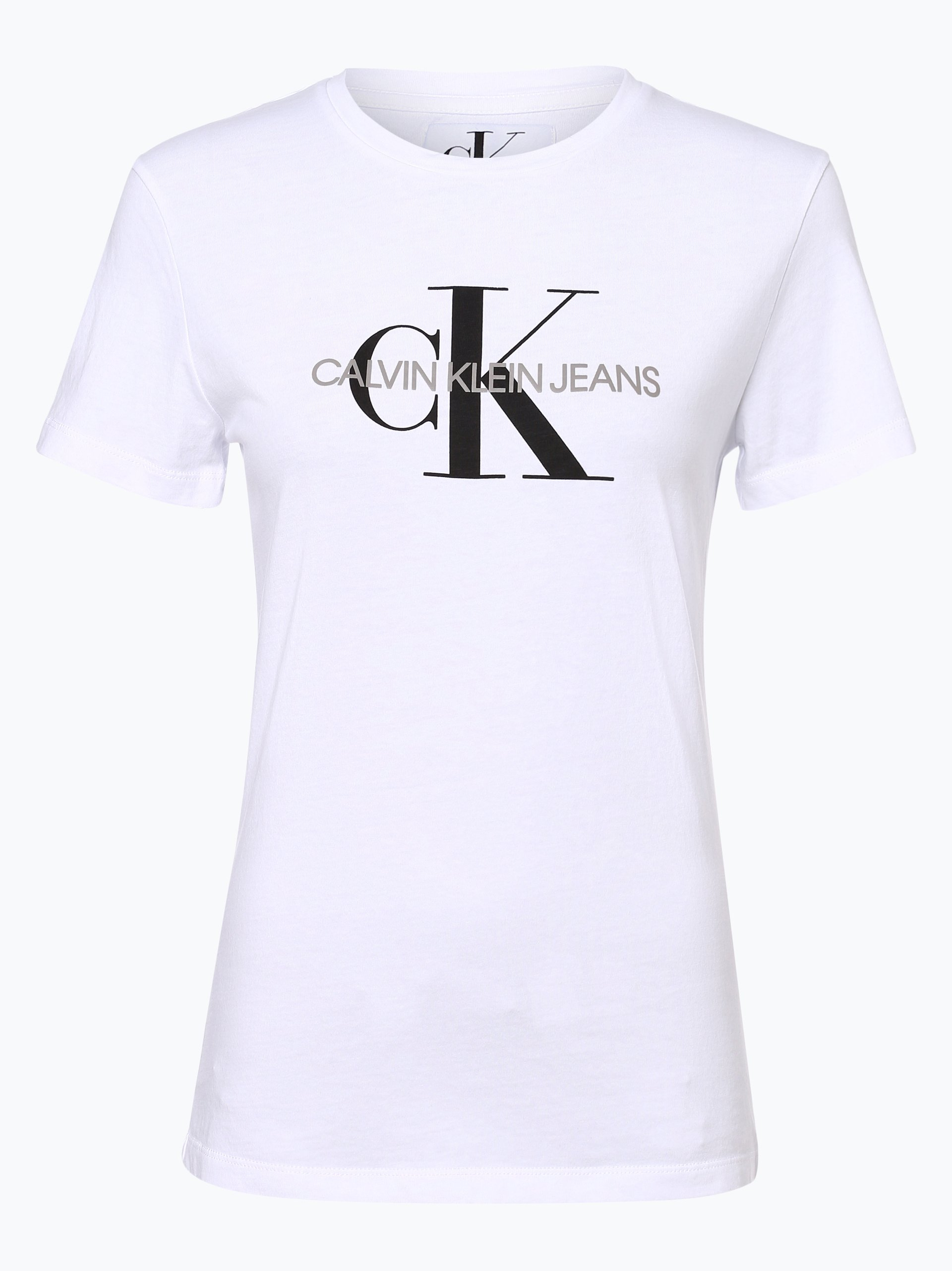 Calvin Klein Jeans T-shirt damski – Heather