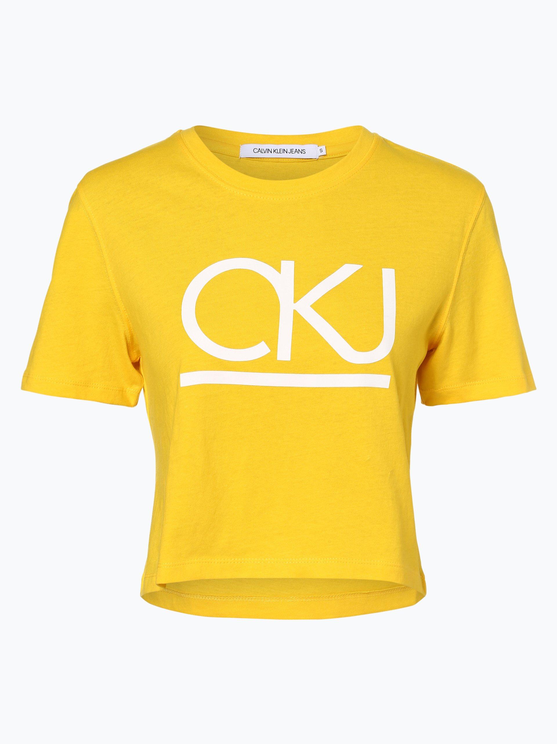 Calvin Klein Jeans T-shirt damski