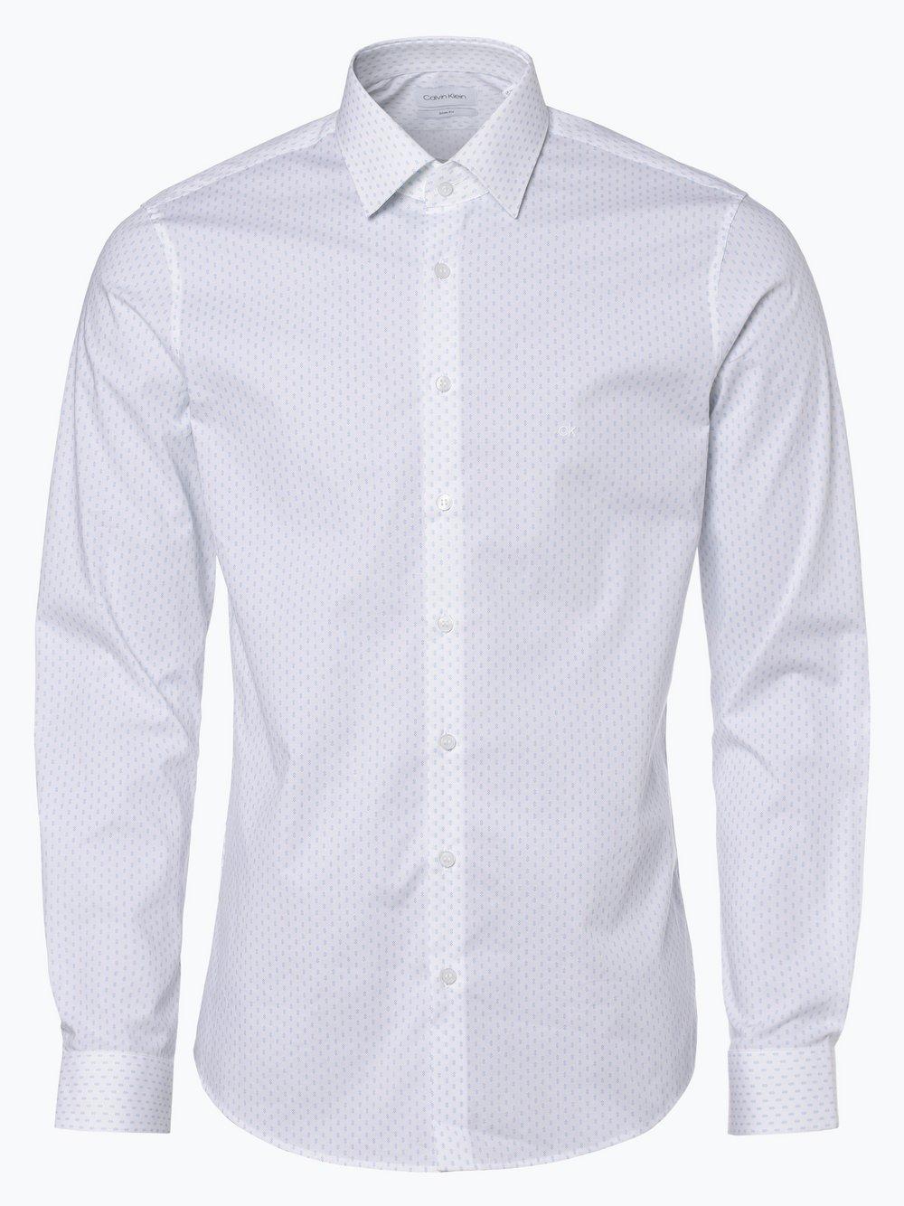 8d41b3737 Calvin Klein Koszula męska kup online   VANGRAAF.COM