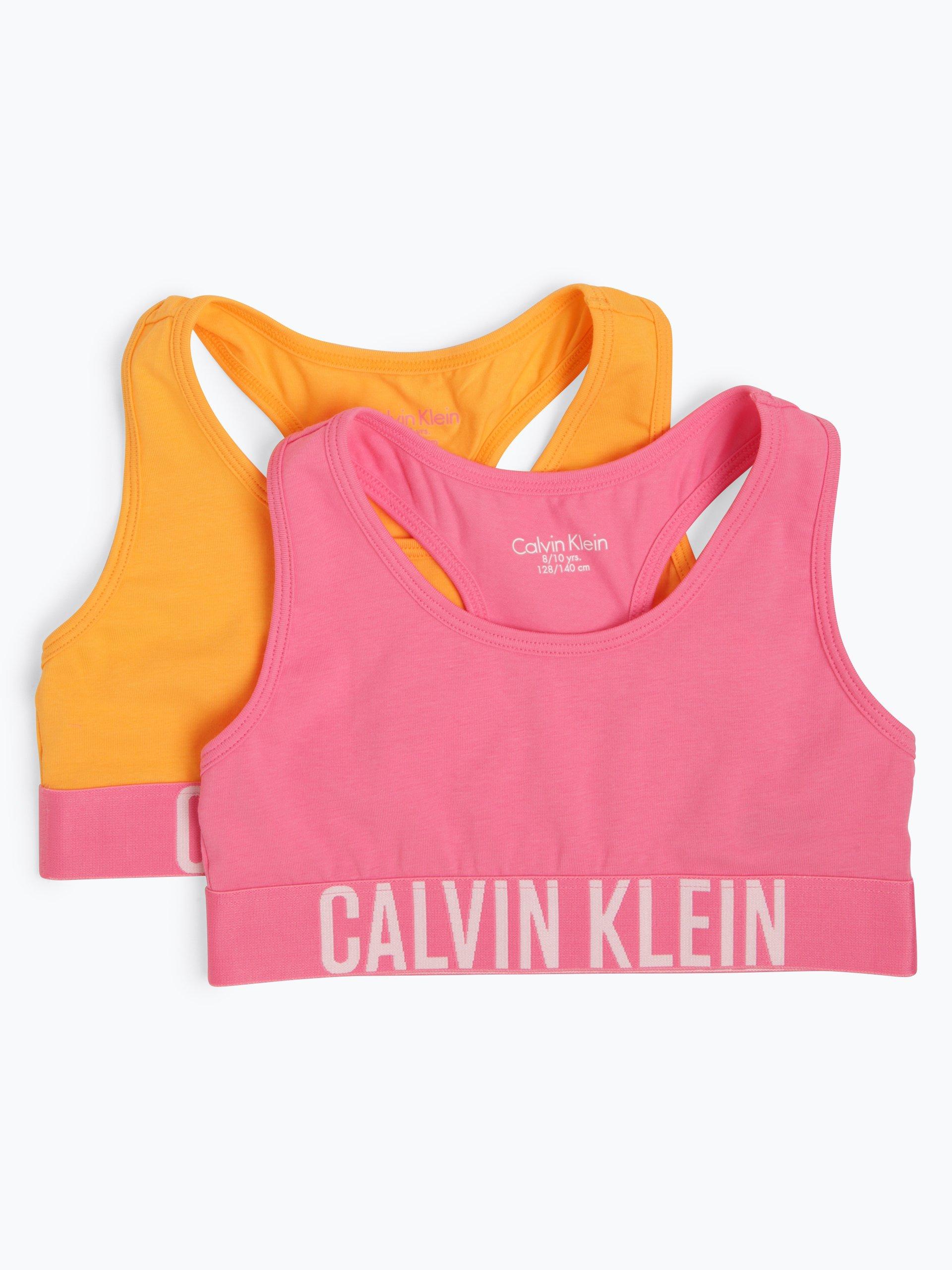 Calvin Klein Mädchen Bustiers im 2er-Pack
