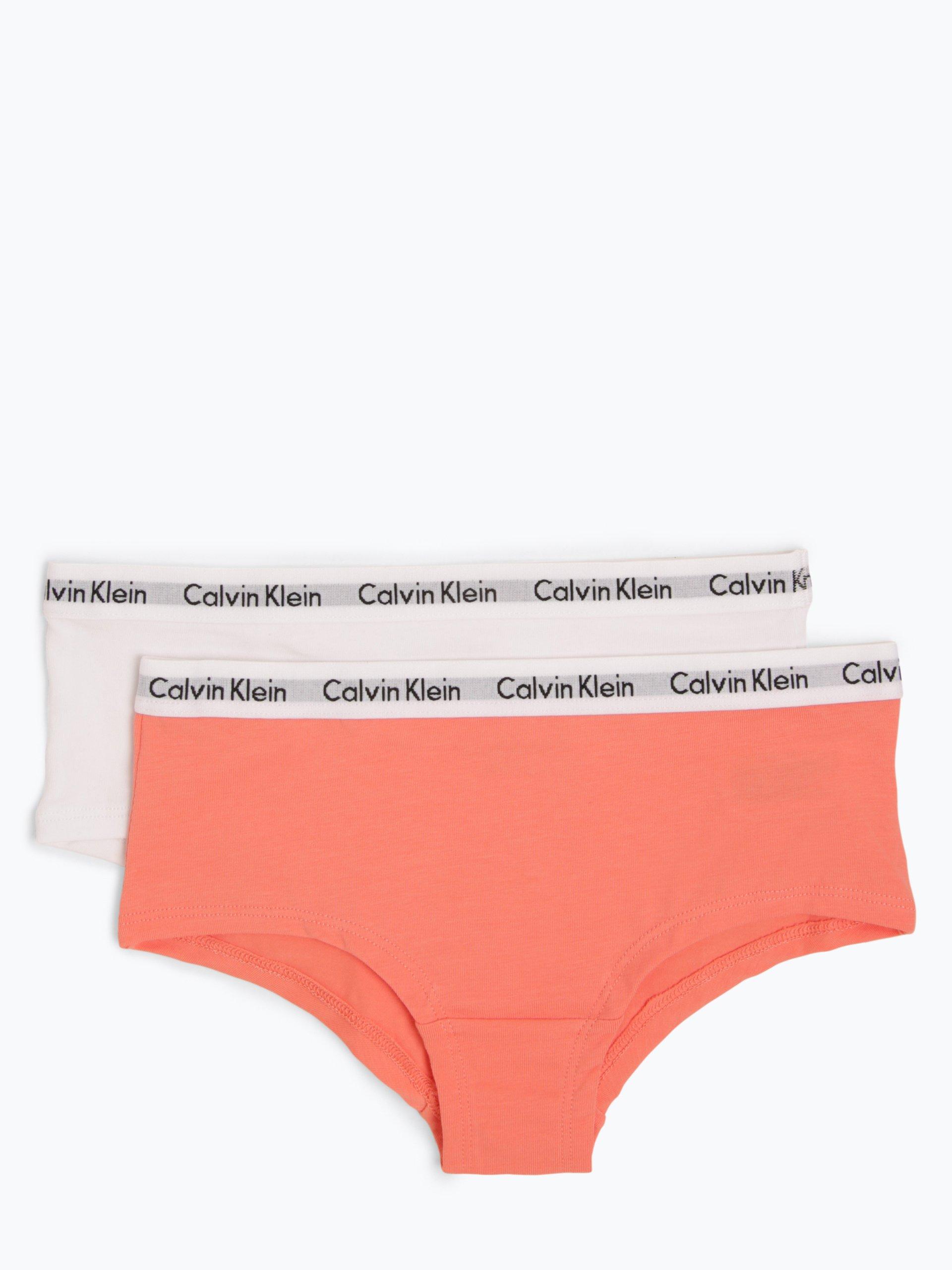 Calvin Klein Mädchen Hipster im 2er-Pack