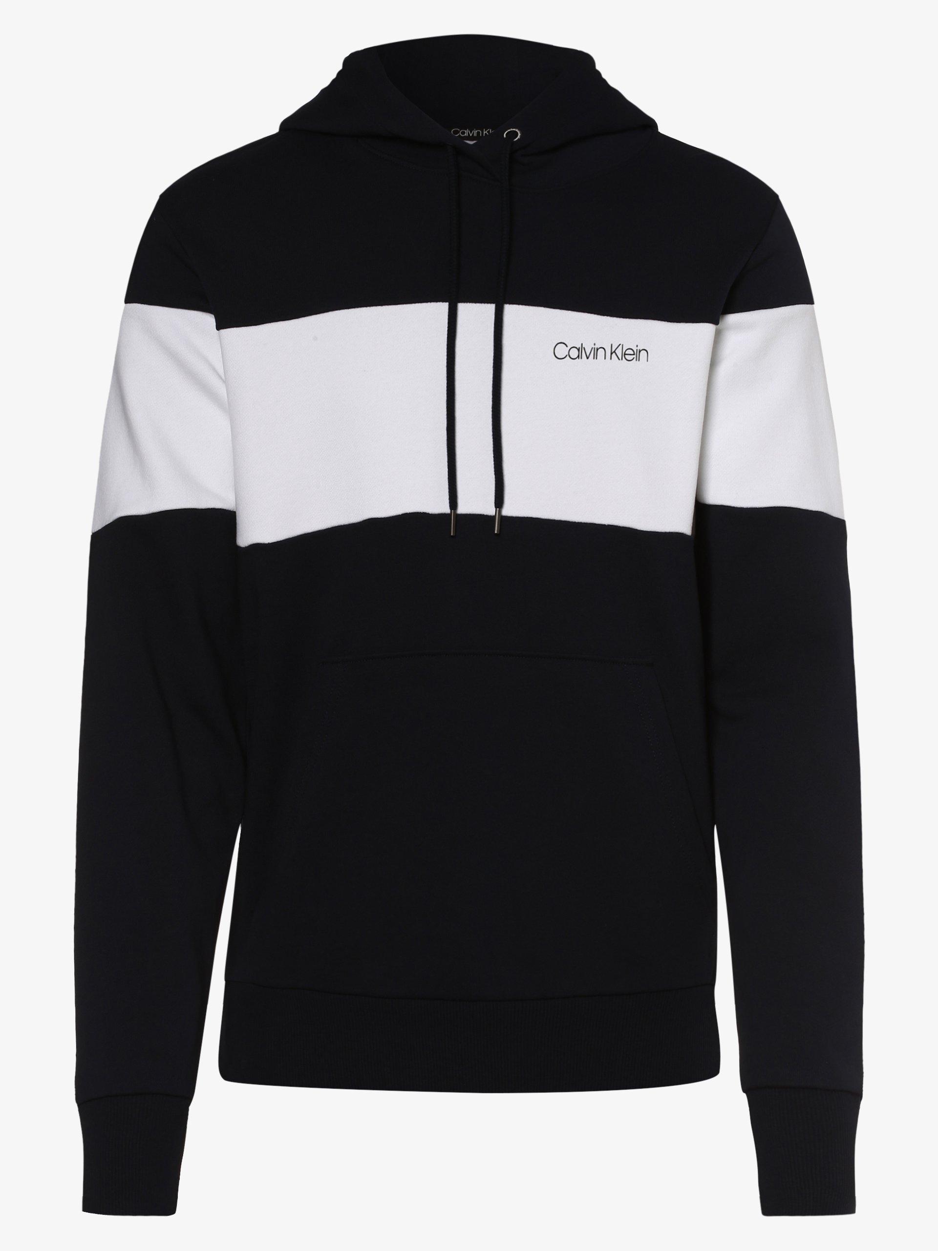 Calvin Klein Męska bluza nierozpinana