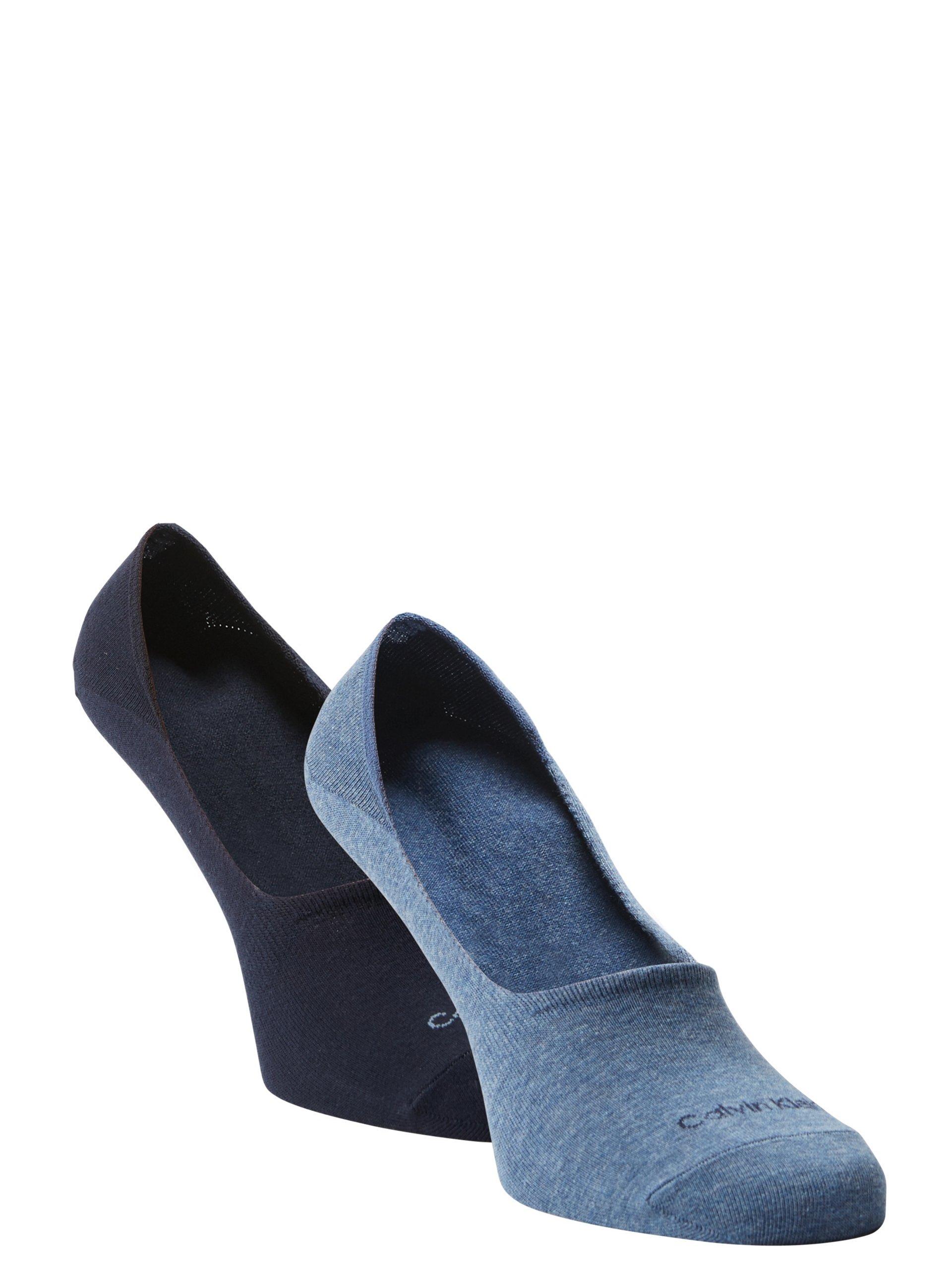 Calvin Klein Męskie skarpety do obuwia sportowego pakowane po 2 szt.