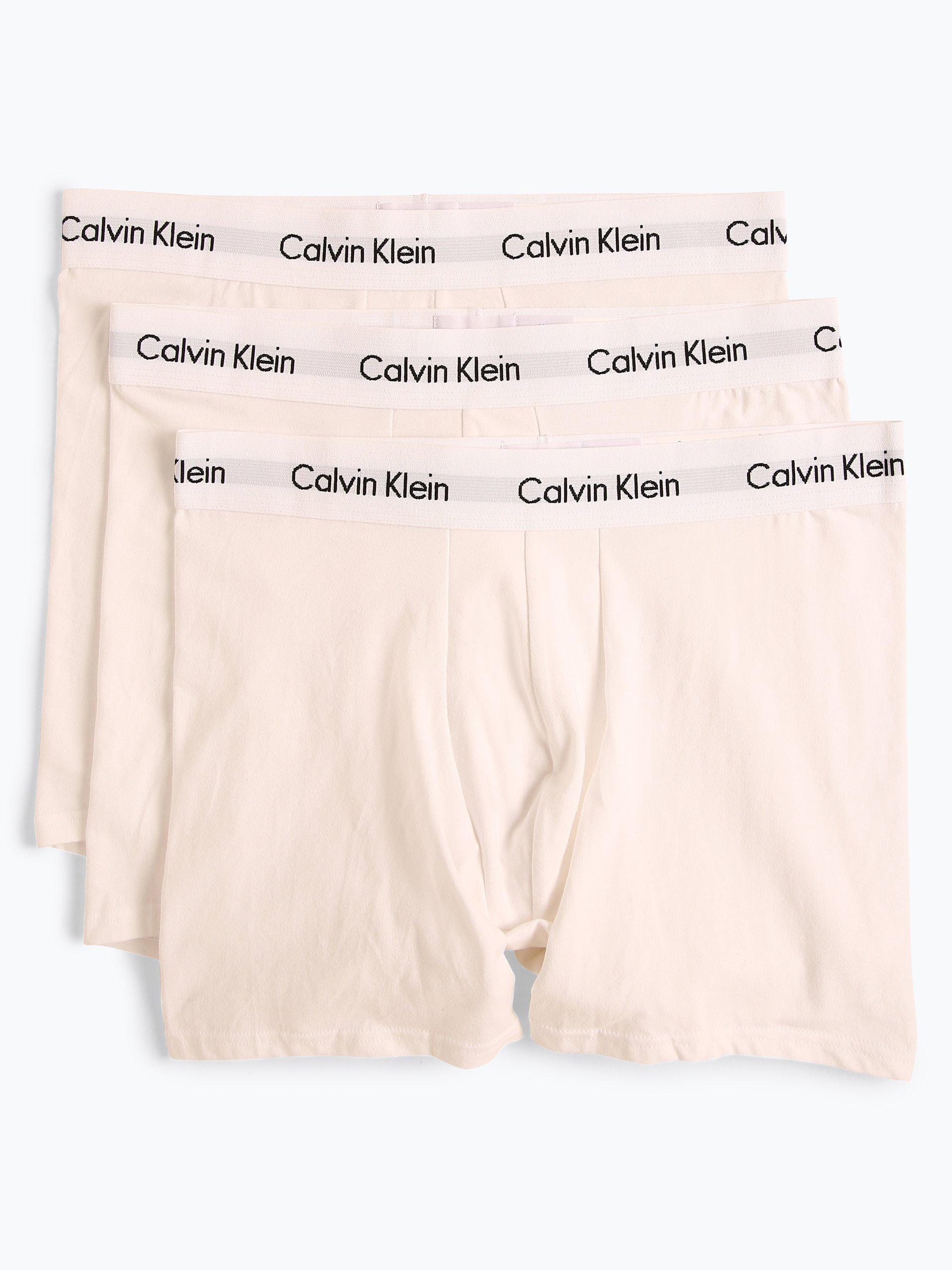 Calvin Klein Obcisłe bokserki męskie pakowane po 3 szt.