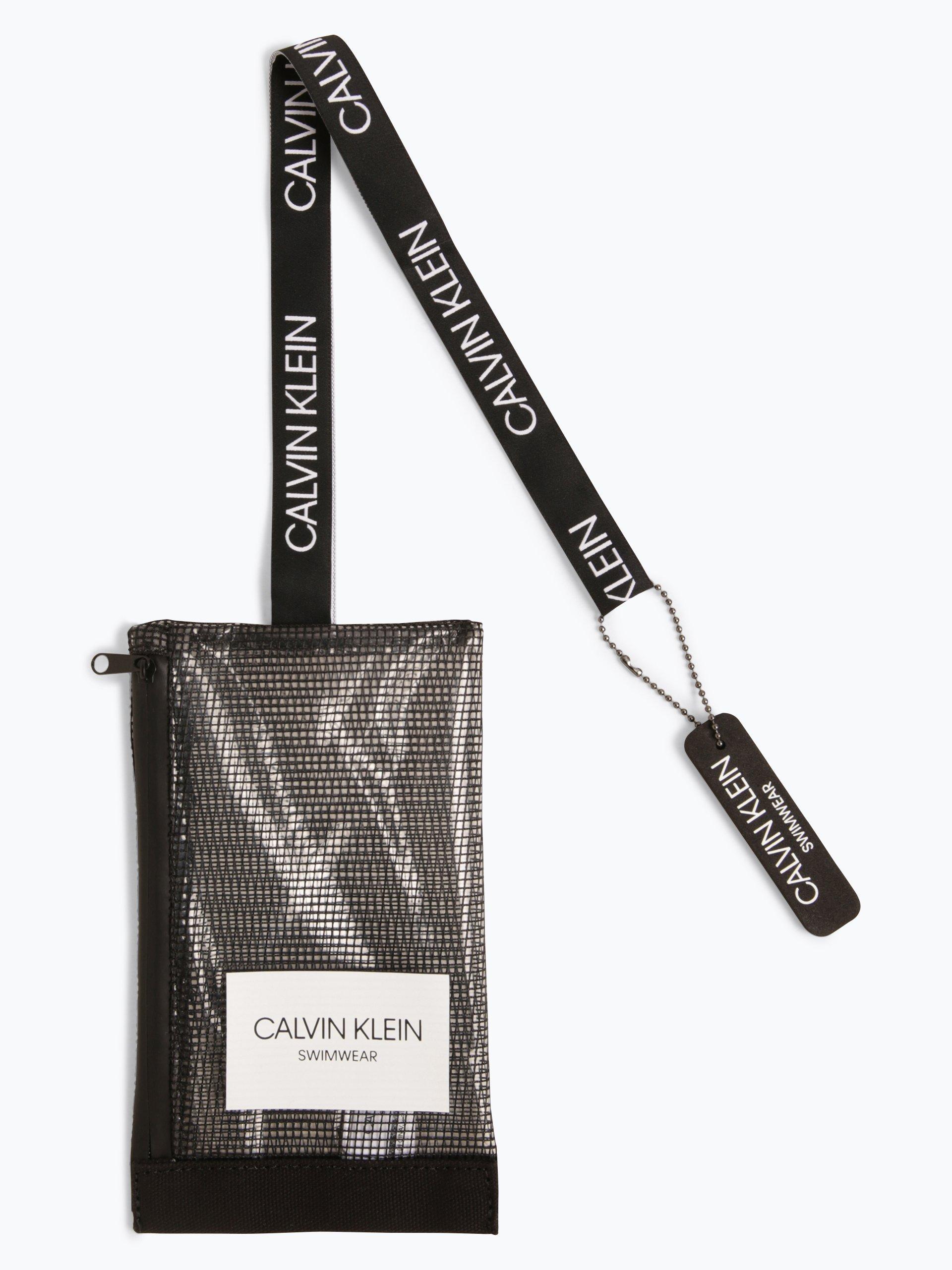 Calvin Klein portfel paskiem do noszenia