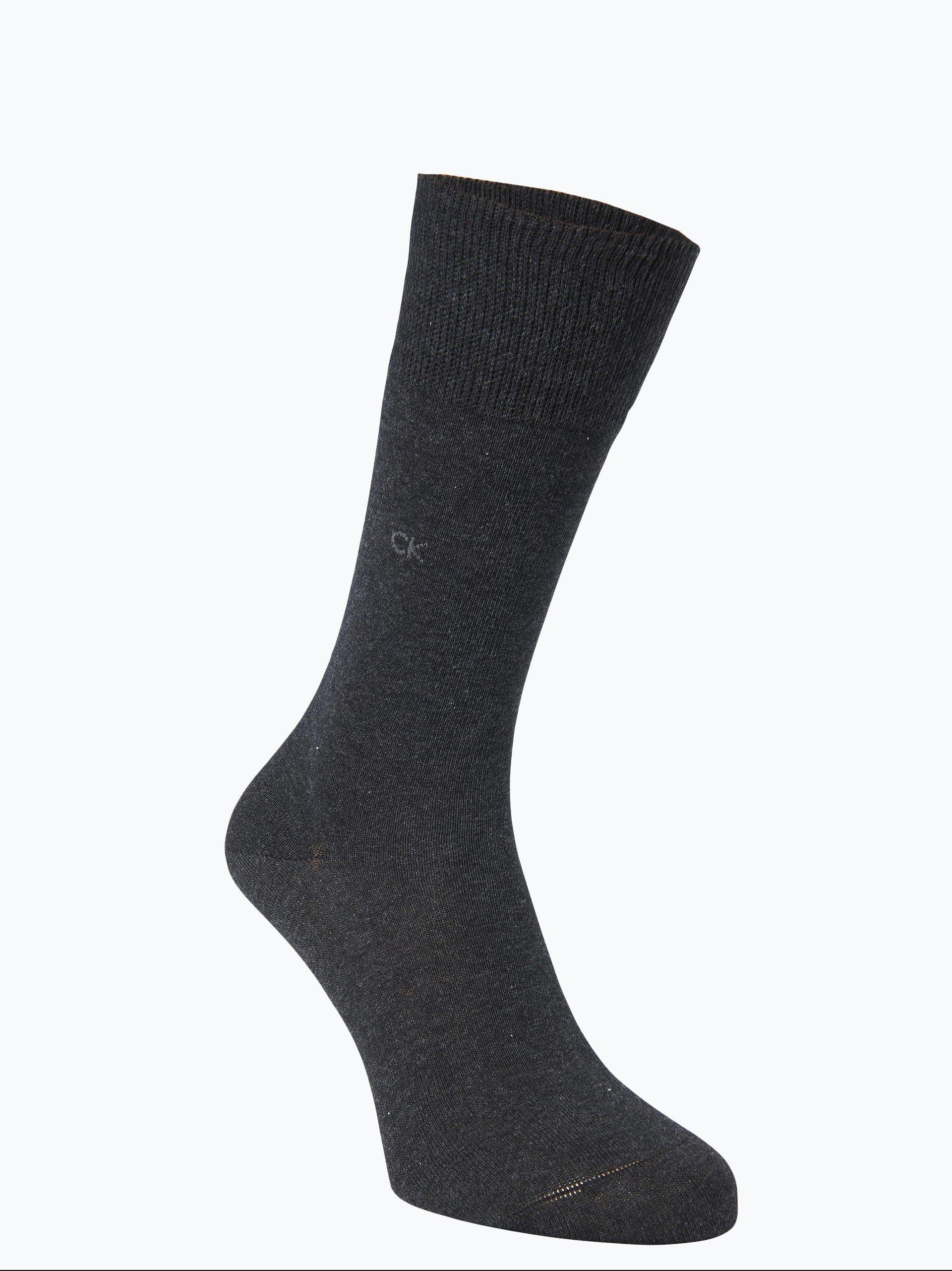 Calvin Klein Skarpety męskie pakowane po 2 szt.