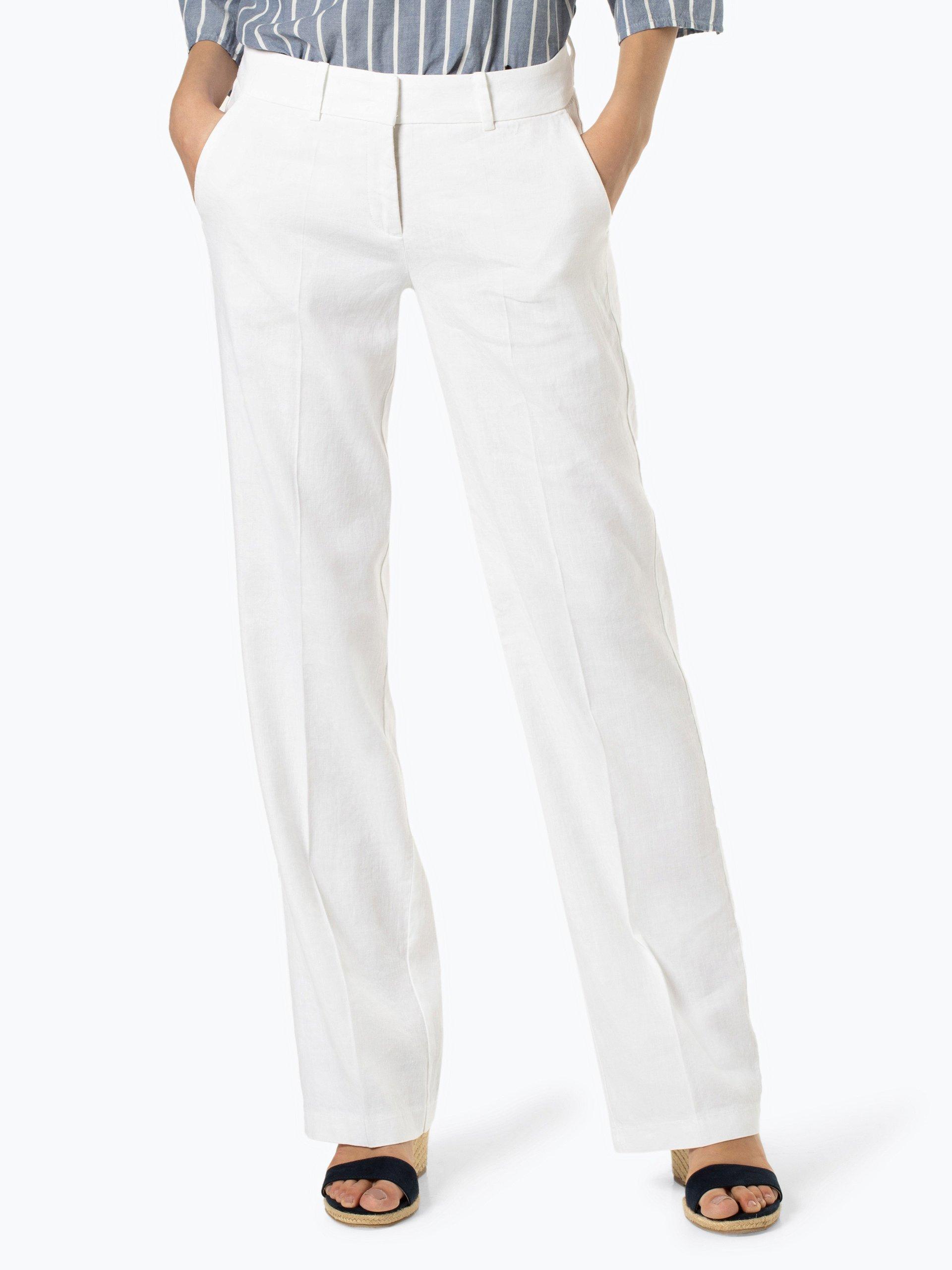 Cambio Damen Hose mit Leinen-Anteil - Malice