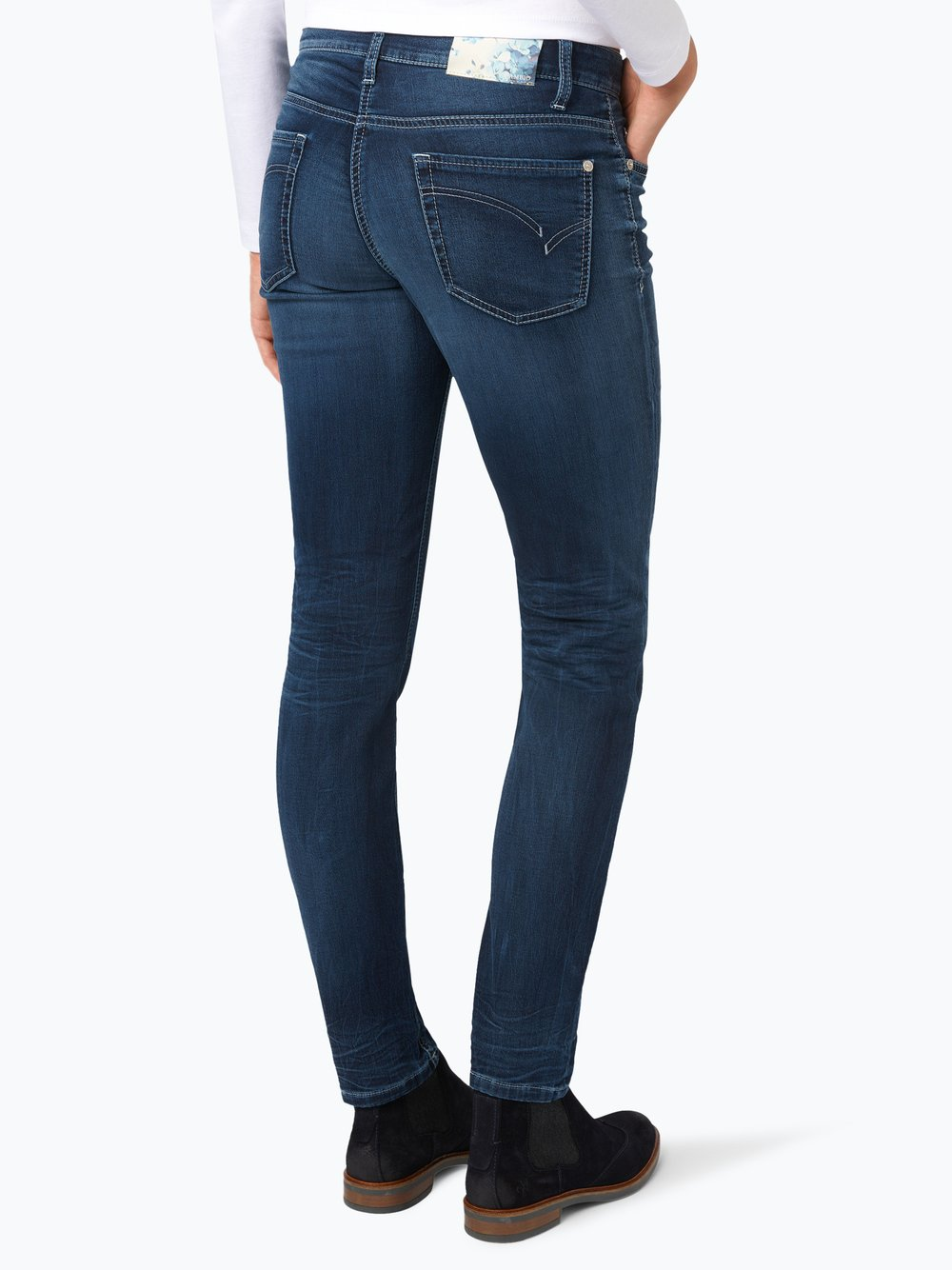Cambio Liu Jeans mit Ankle cut