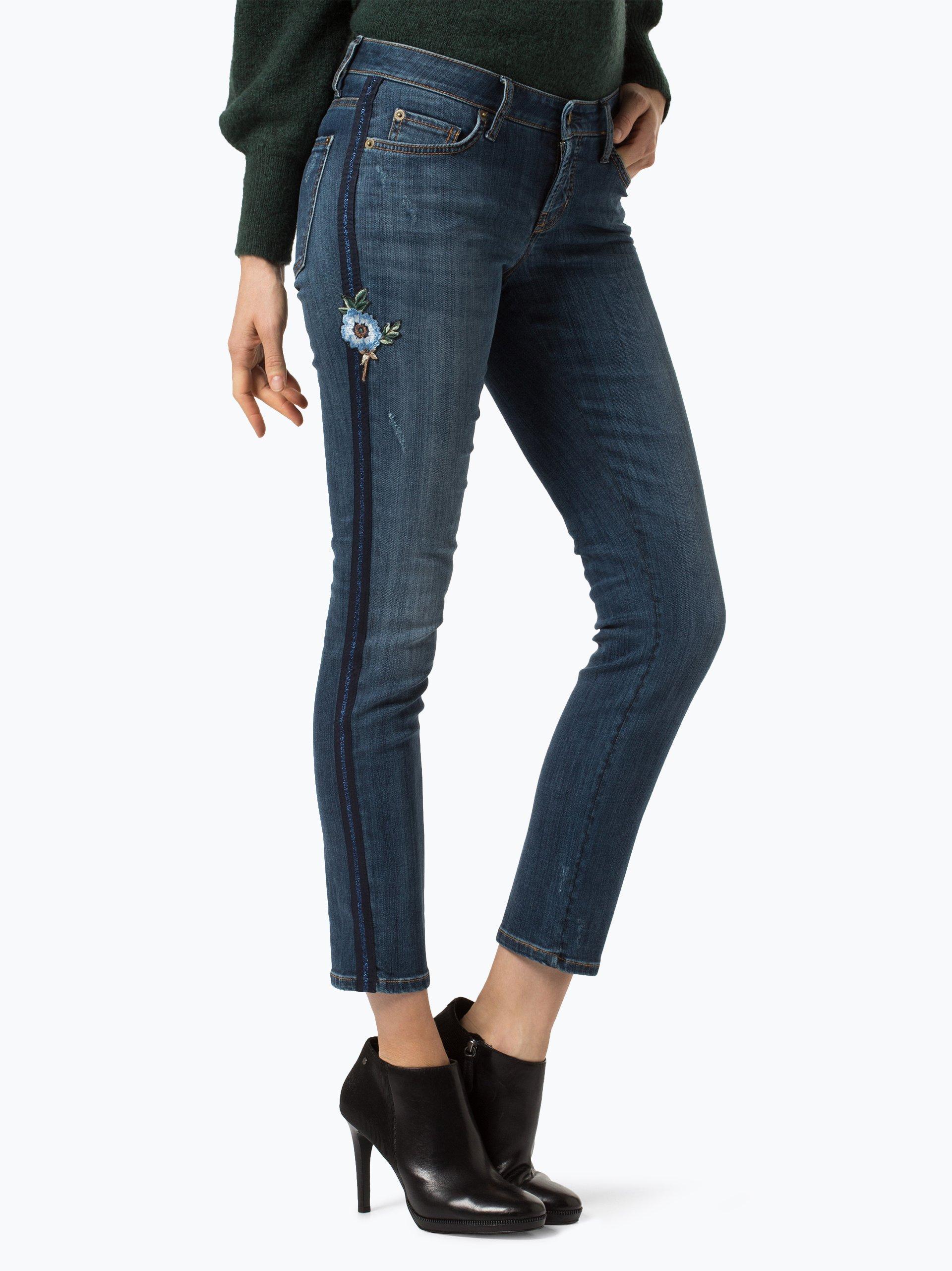 cambio damen jeans liu denim gemustert online kaufen. Black Bedroom Furniture Sets. Home Design Ideas