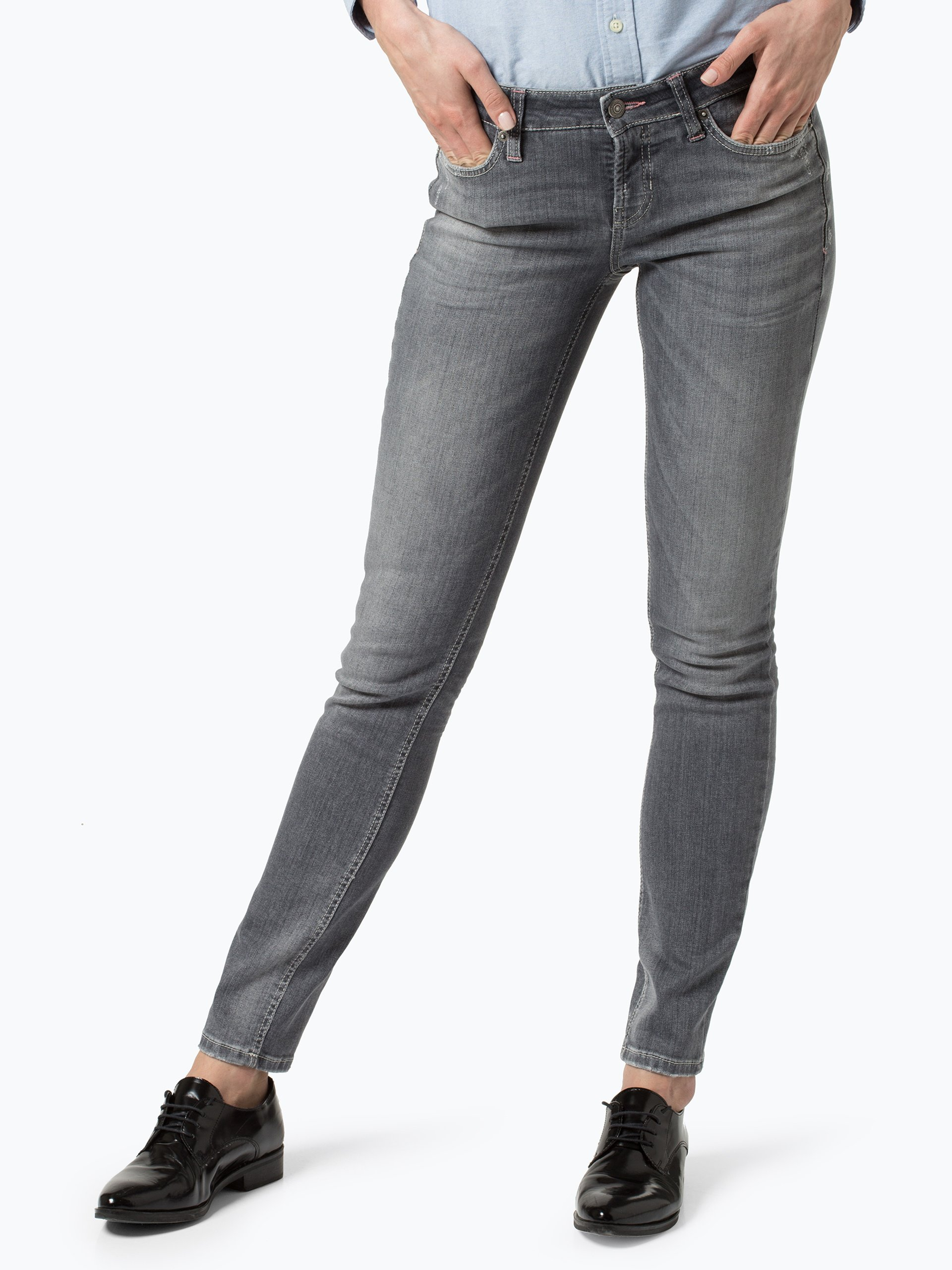 cambio damen jeans liu grau uni online kaufen peek und cloppenburg de. Black Bedroom Furniture Sets. Home Design Ideas