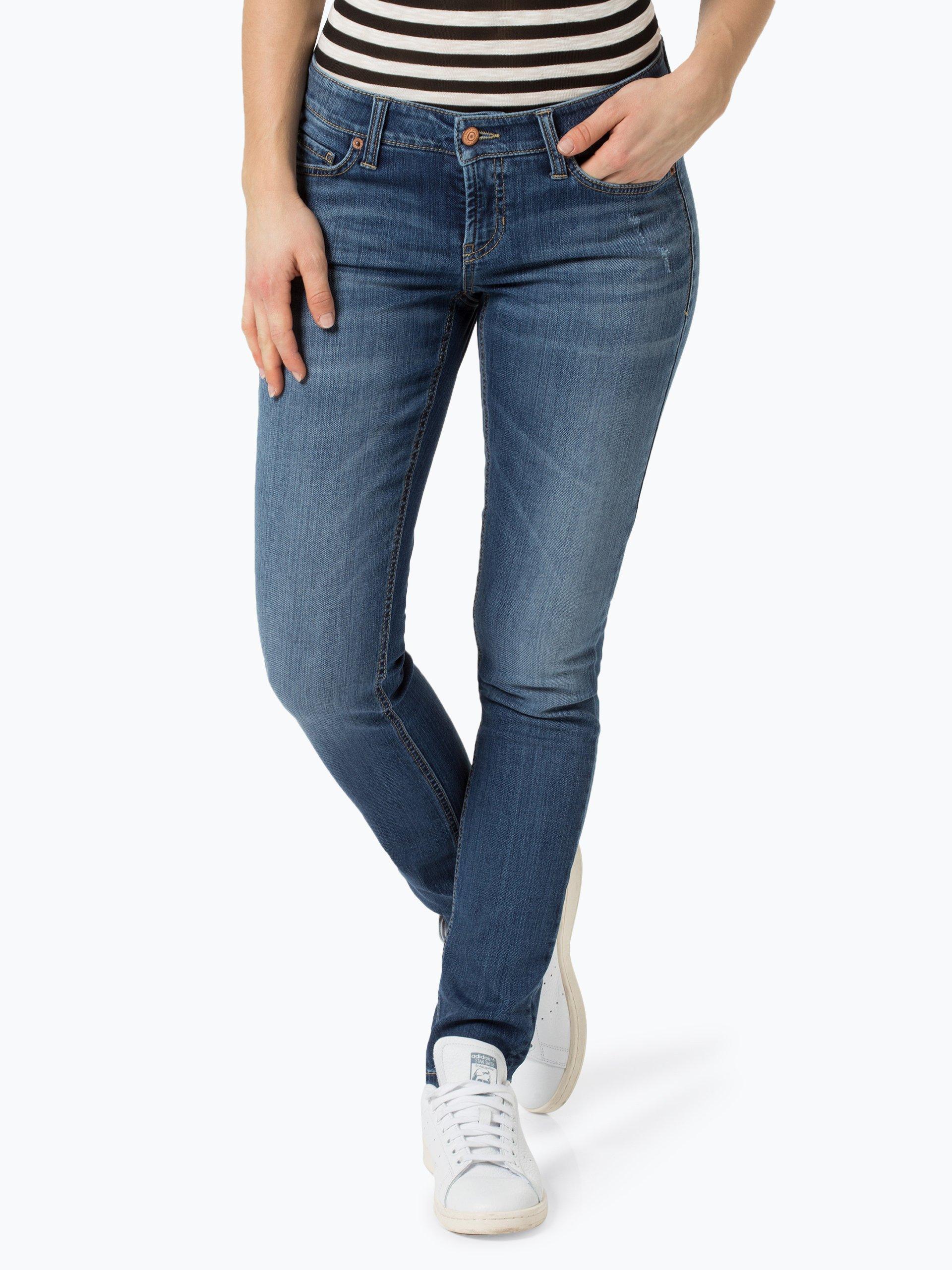 cambio damen jeans liu blue stone uni online kaufen vangraaf com. Black Bedroom Furniture Sets. Home Design Ideas