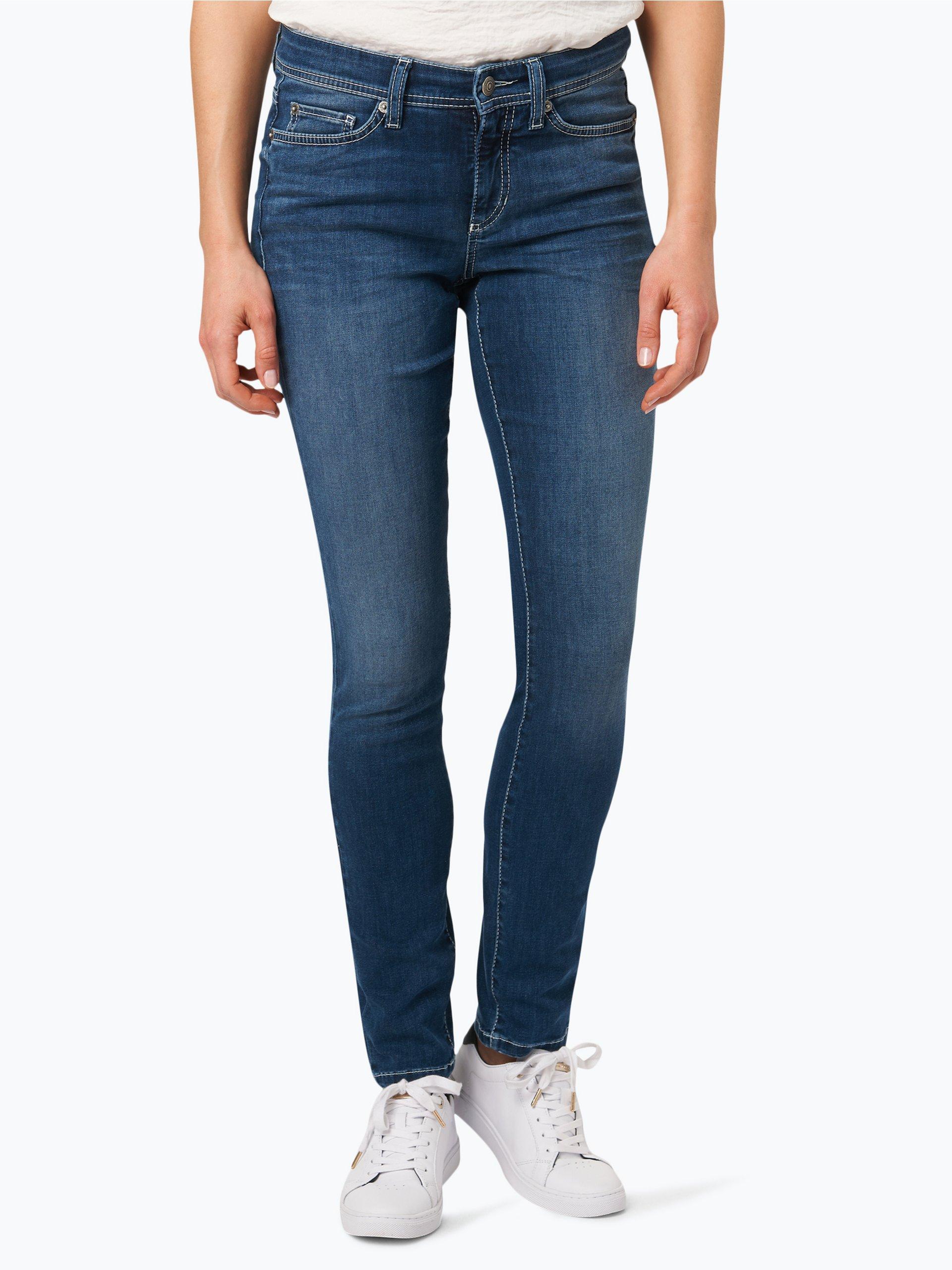 cambio damen jeans parla blue stone uni online kaufen vangraaf com. Black Bedroom Furniture Sets. Home Design Ideas