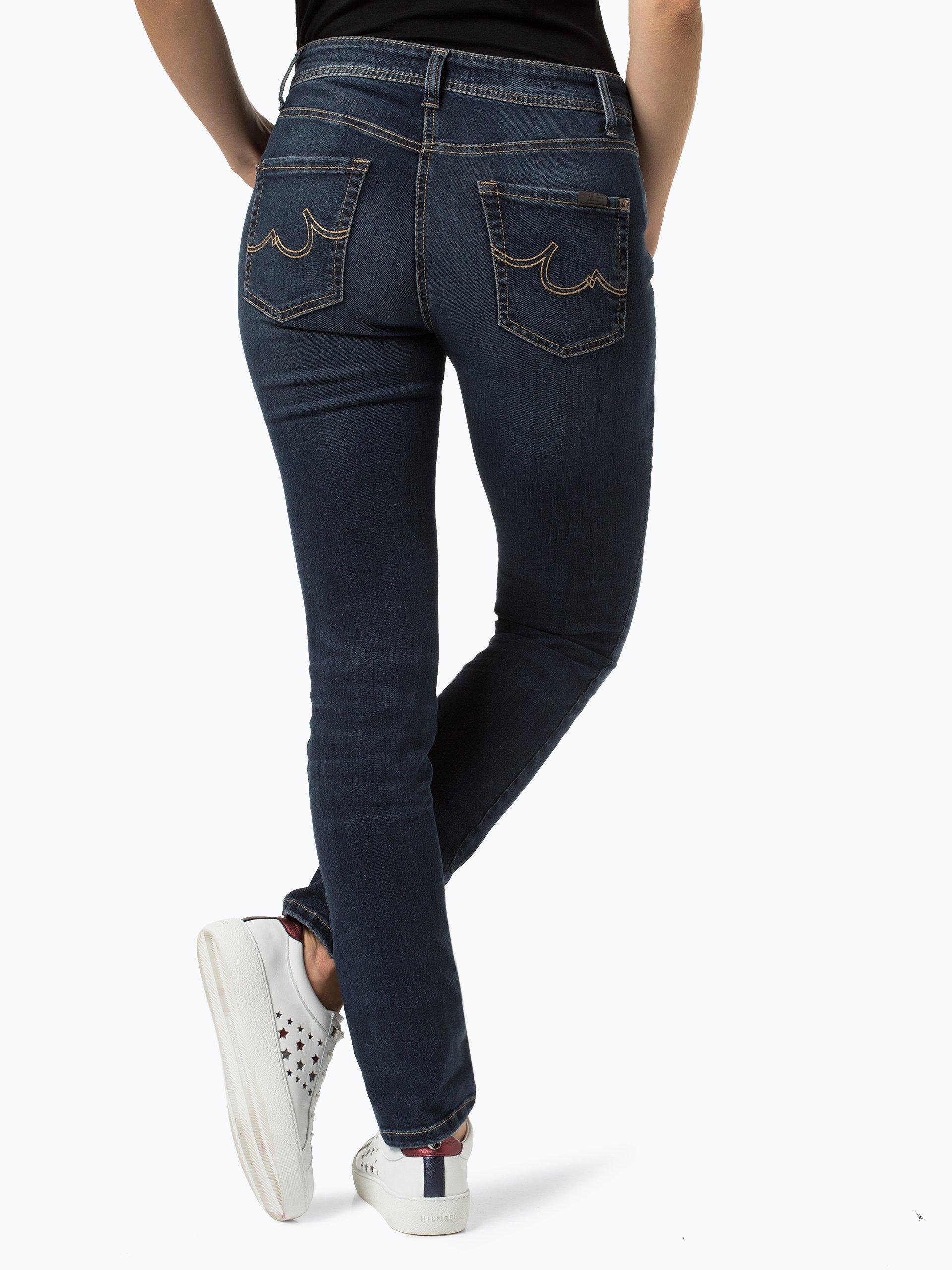 cambio damen jeans parla dark stone uni online kaufen. Black Bedroom Furniture Sets. Home Design Ideas
