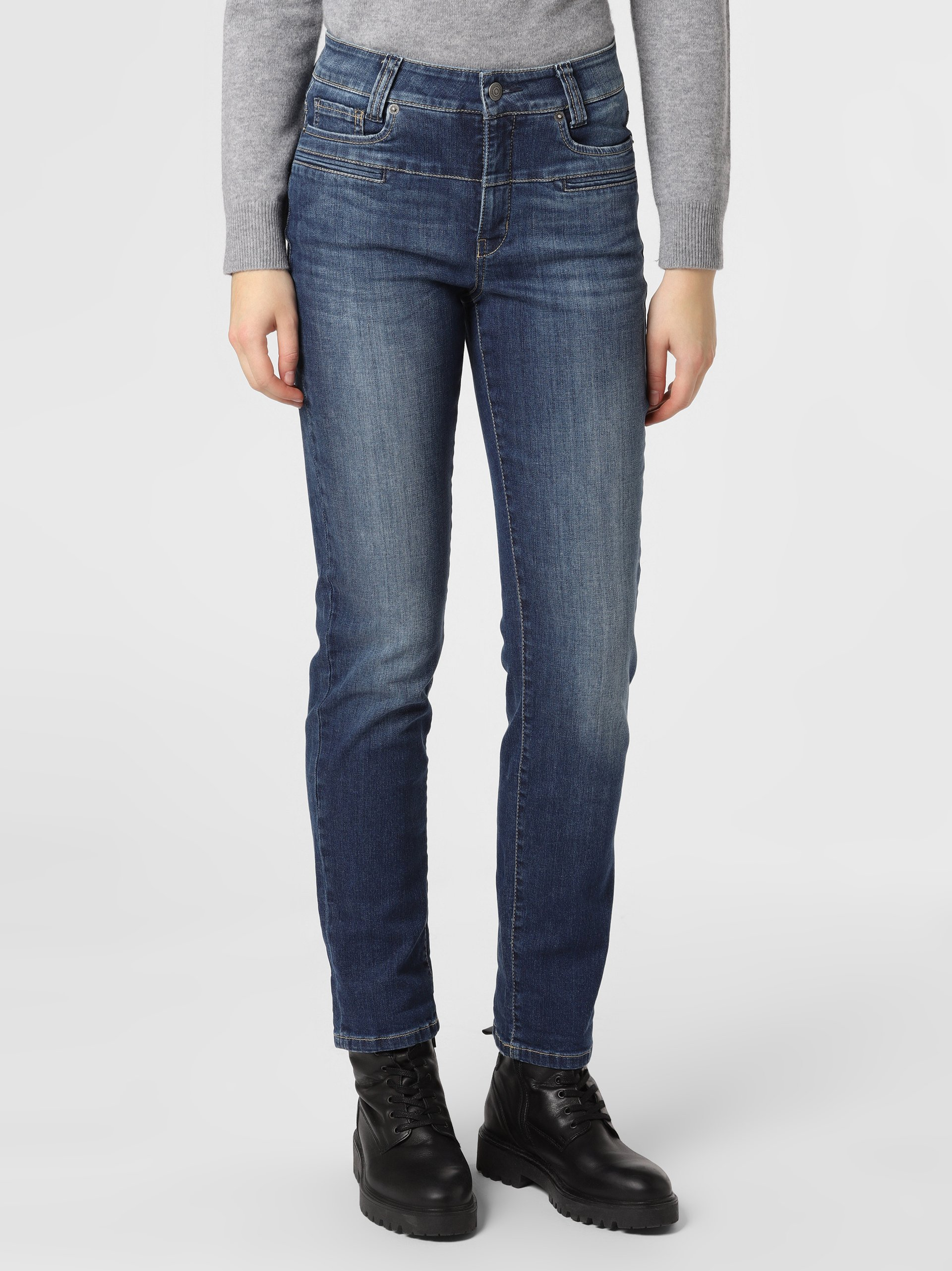 Cambio Damen Jeans - Pearlie