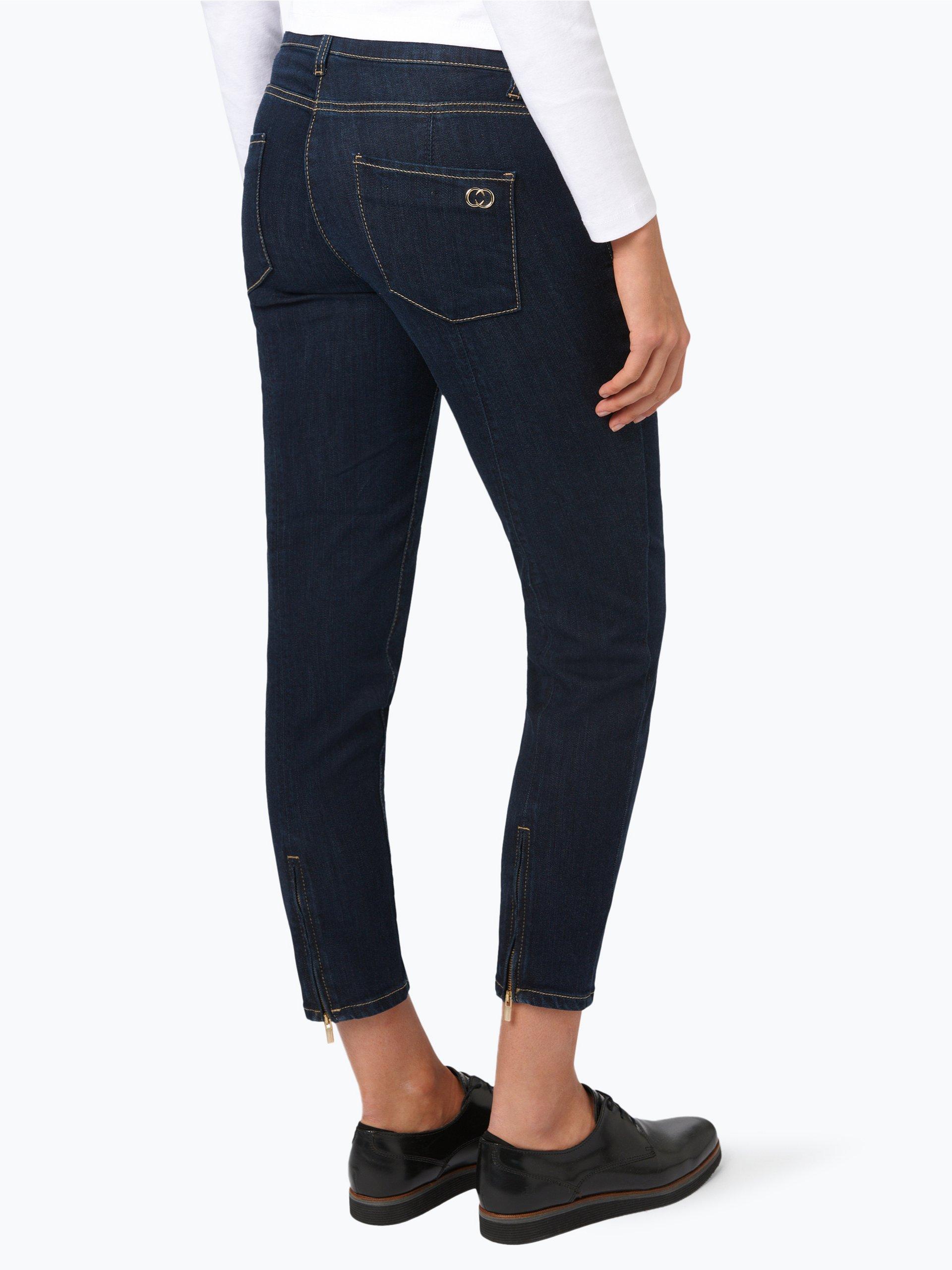 cambio damen jeans piera rinsed uni online kaufen vangraaf com. Black Bedroom Furniture Sets. Home Design Ideas