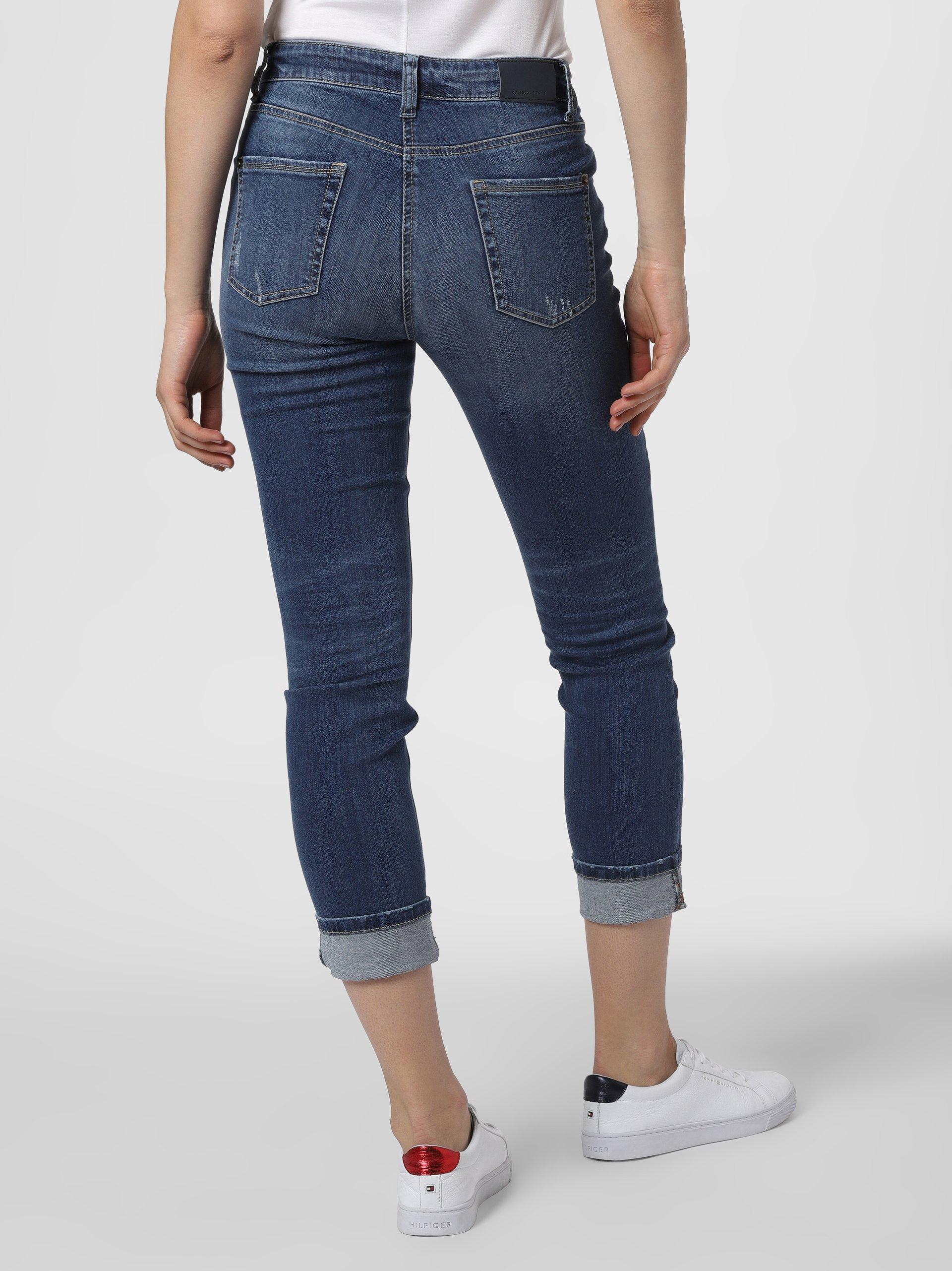 Cambio Damen Jeans - Pina Short