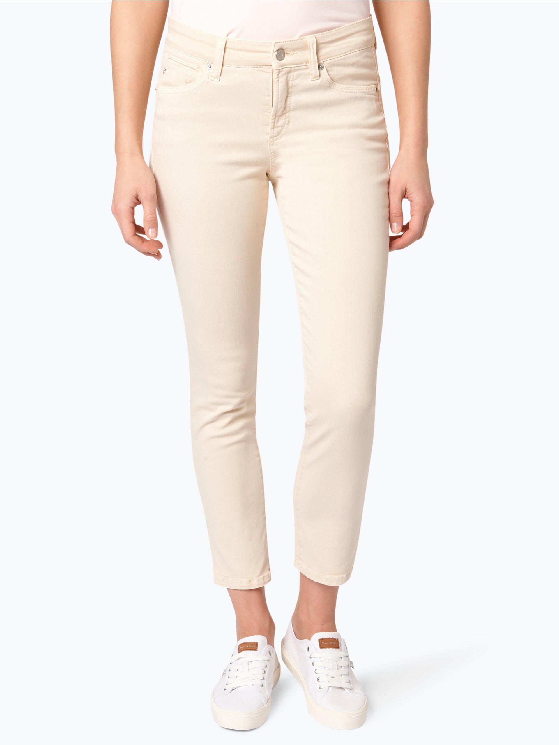 cambio damen jeans piper beige uni online kaufen peek und cloppenburg de. Black Bedroom Furniture Sets. Home Design Ideas