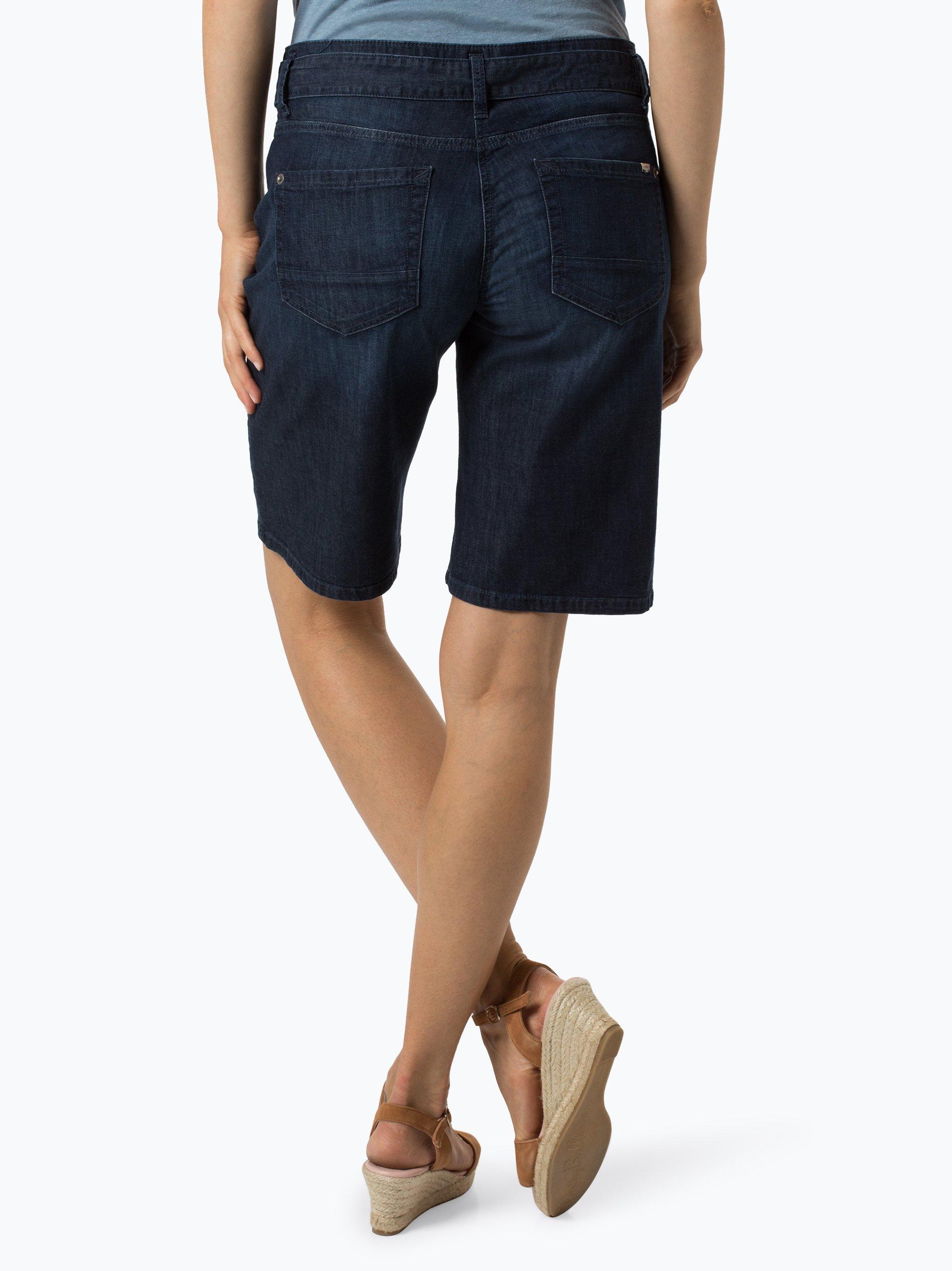 Cambio Damen Jeansshorts - Lizzi