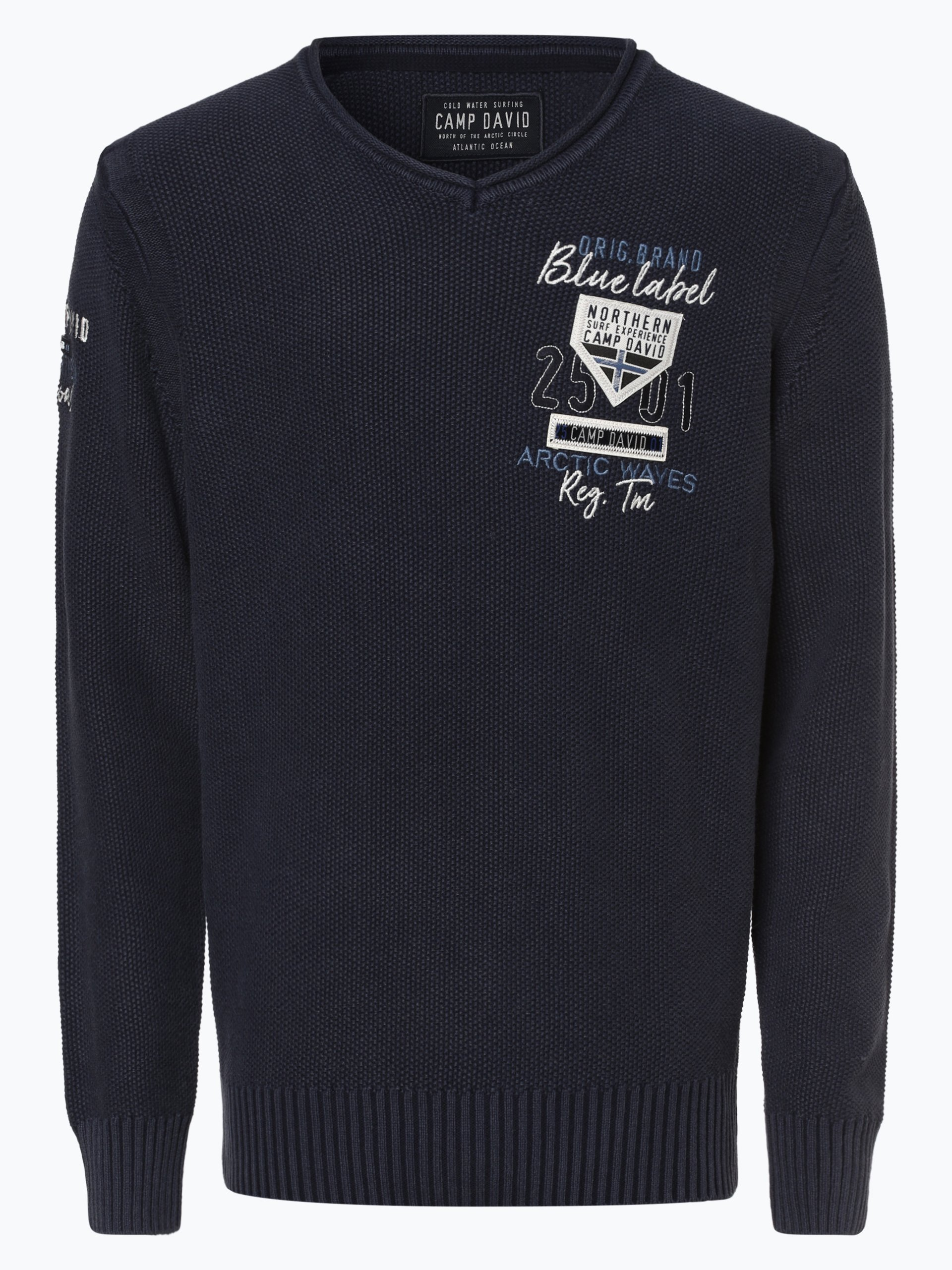 Camp David Herren Pullover