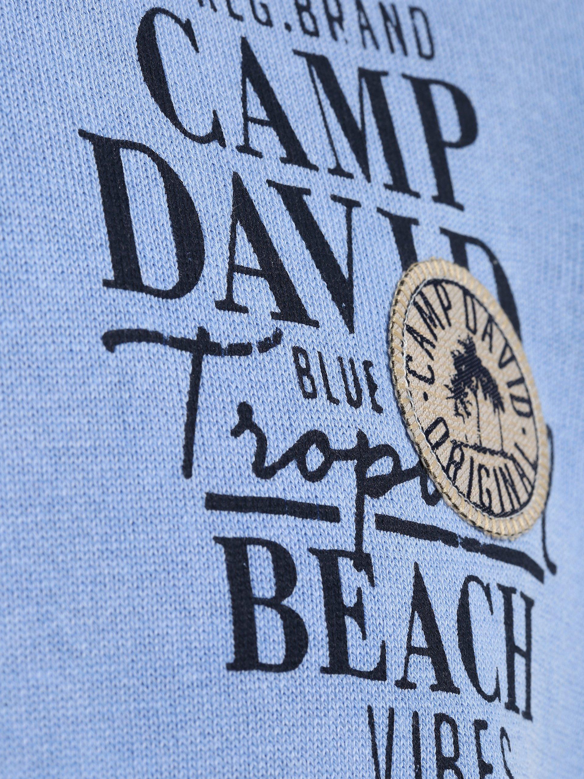Camp David Herren Pullover