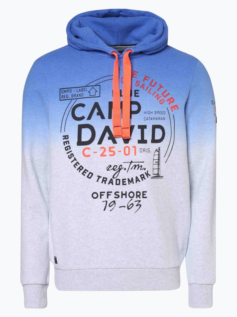 on sale the latest 50% price Camp David Herren Sweatshirt online kaufen | PEEK-UND ...