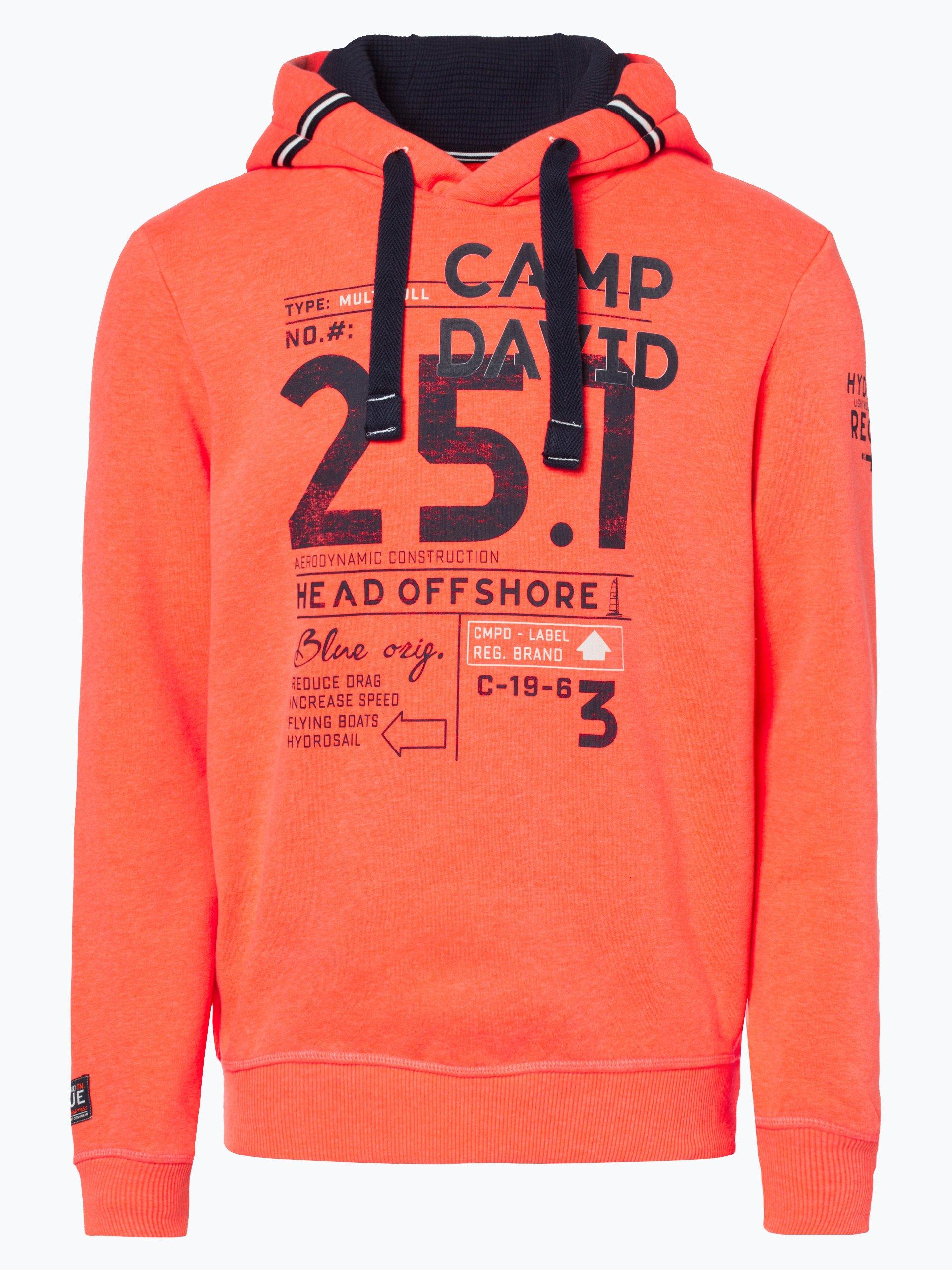 Camp David Herren Sweatshirt