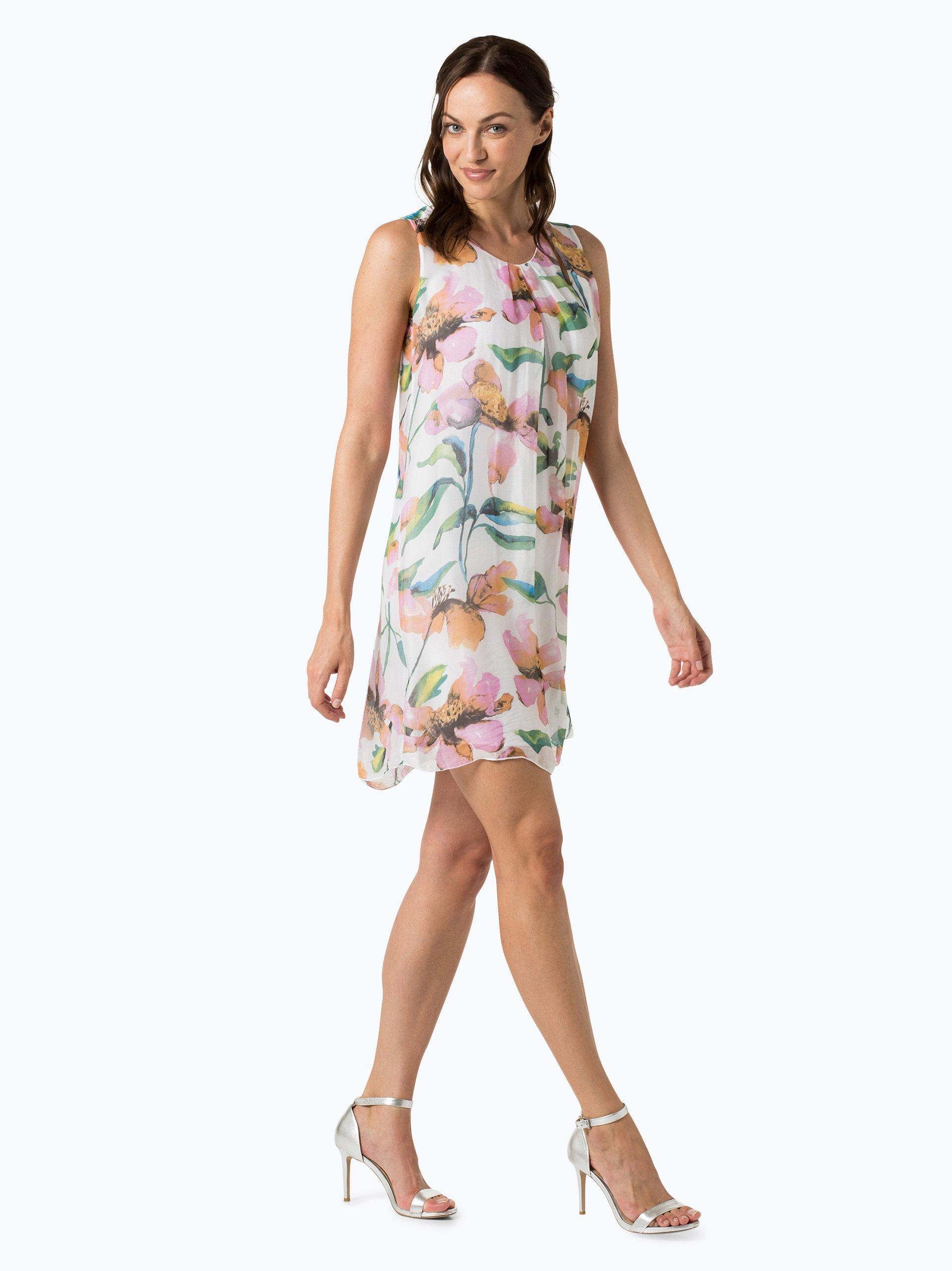 Cartoon Daydream Damen Kleid mit Seiden-Anteil online ...