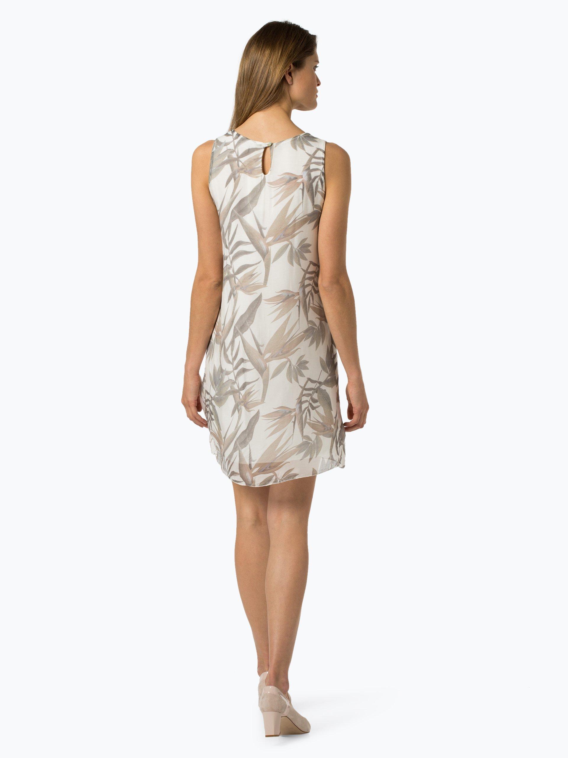 Cartoon Daydream Damen Kleid mit Seiden-Anteil