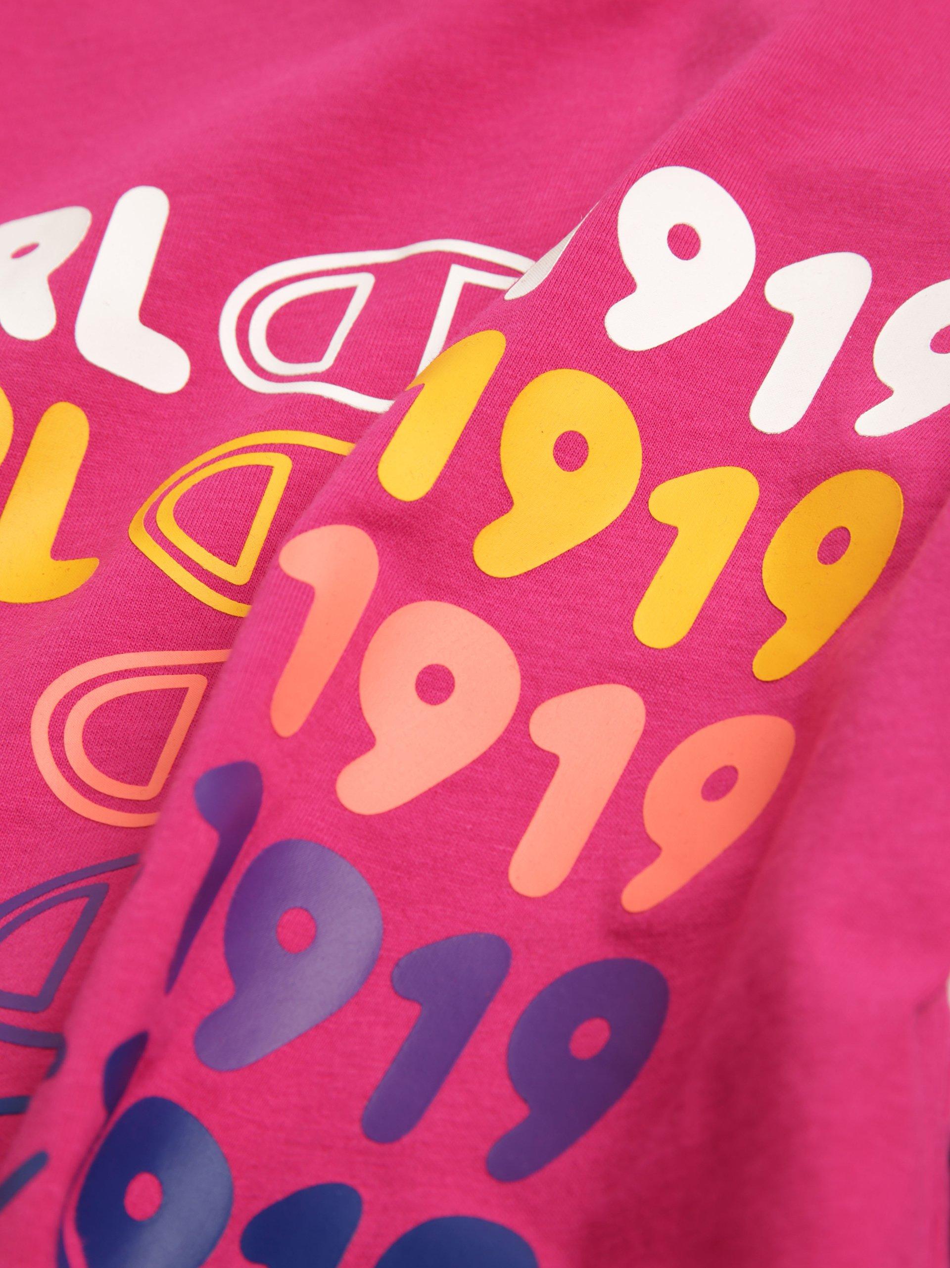 Champion Mädchen Langarmshirt