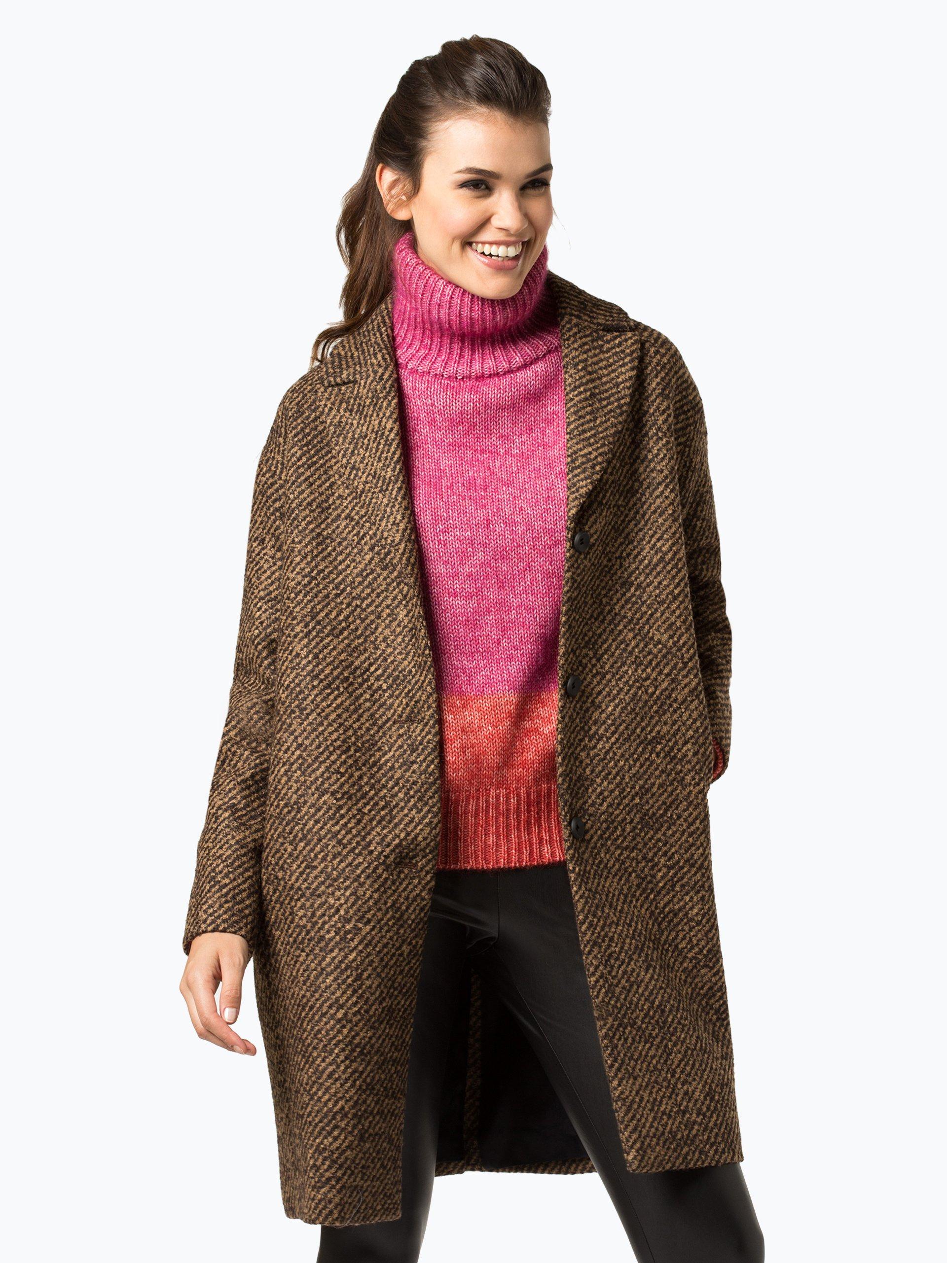 Cinque Damen Mantel mit Alpaka-Anteil - Cimarx_L