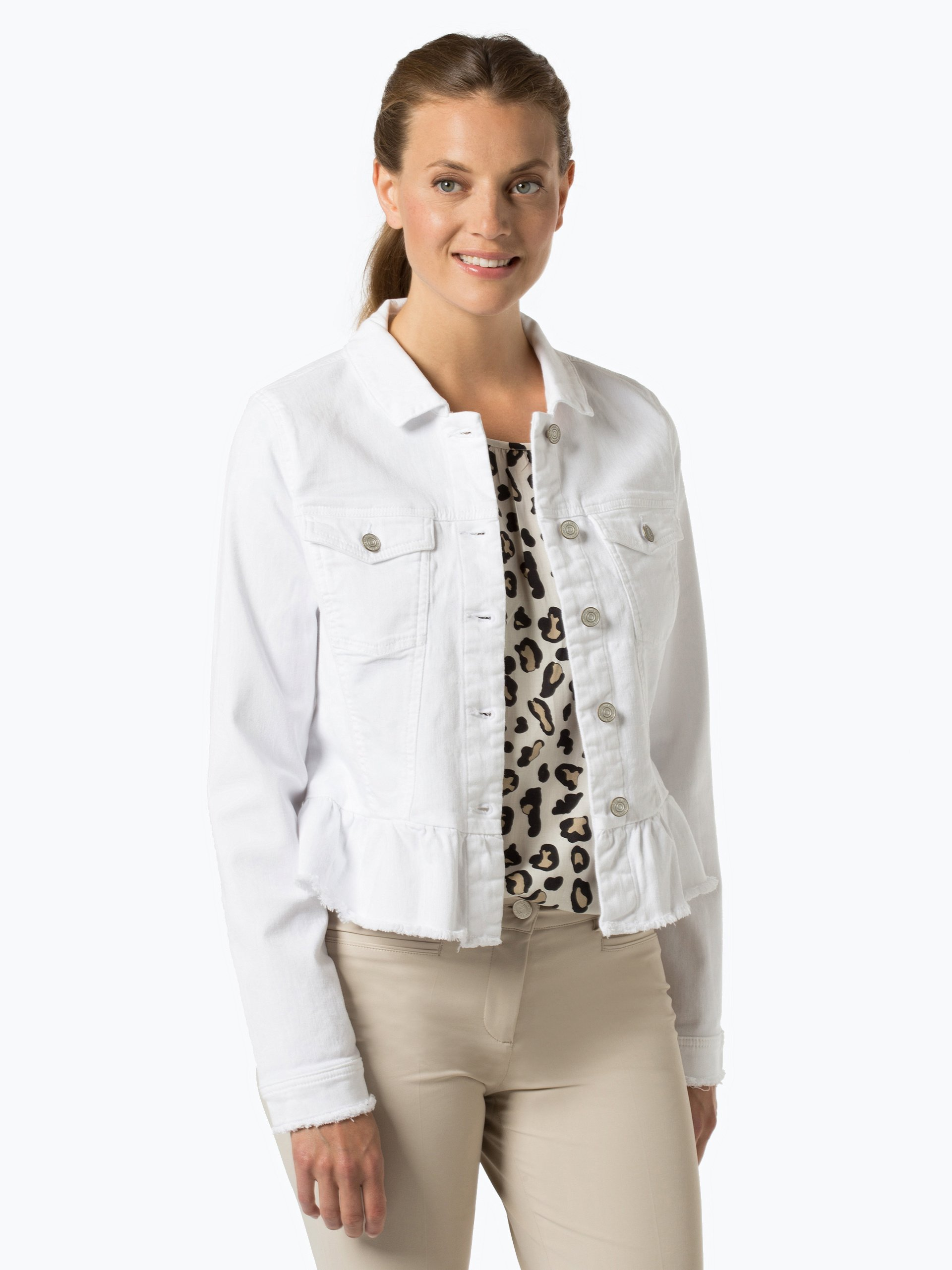 comma casual identity Damen Jacke