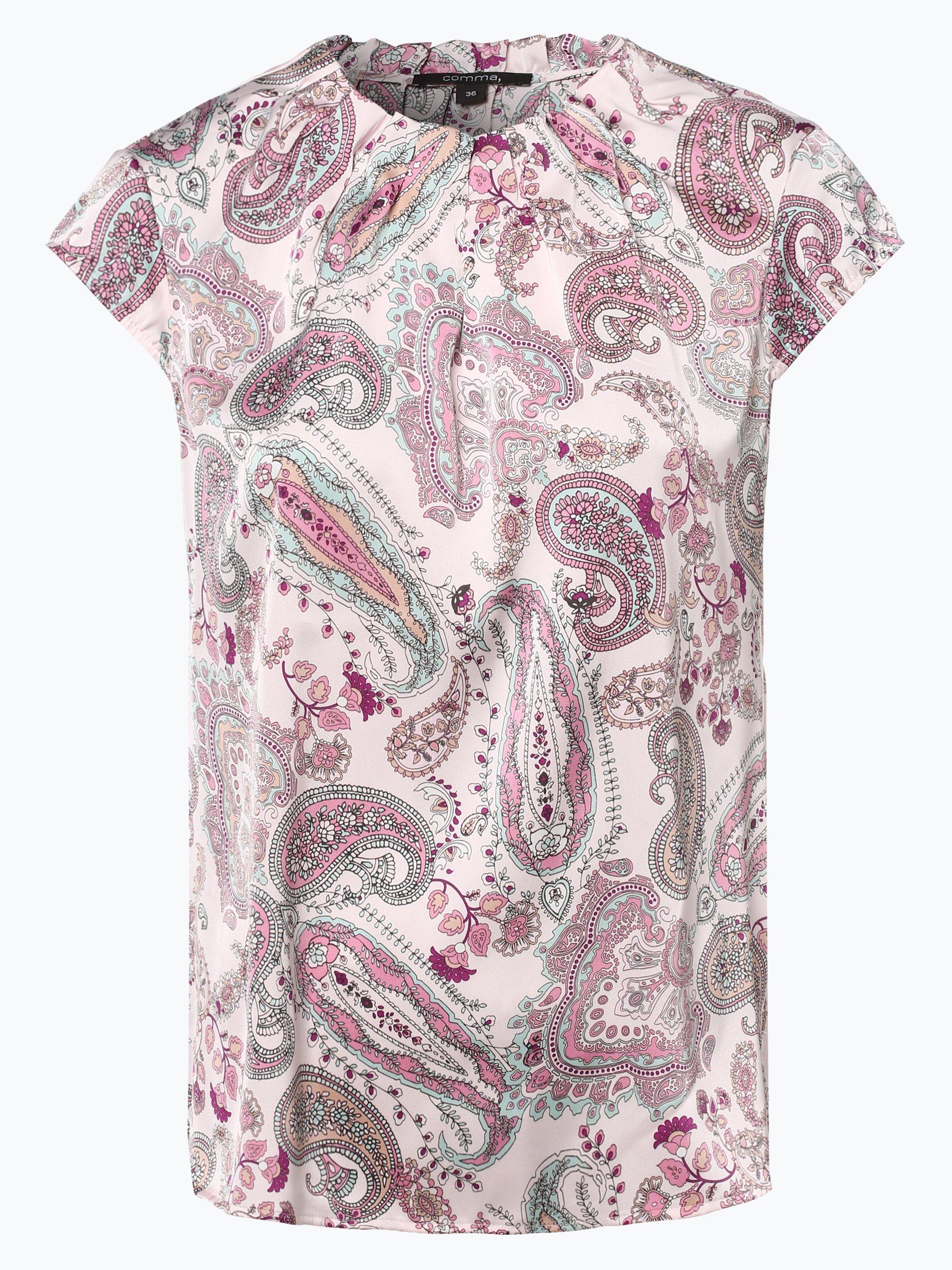 Comma Damen Blusenshirt
