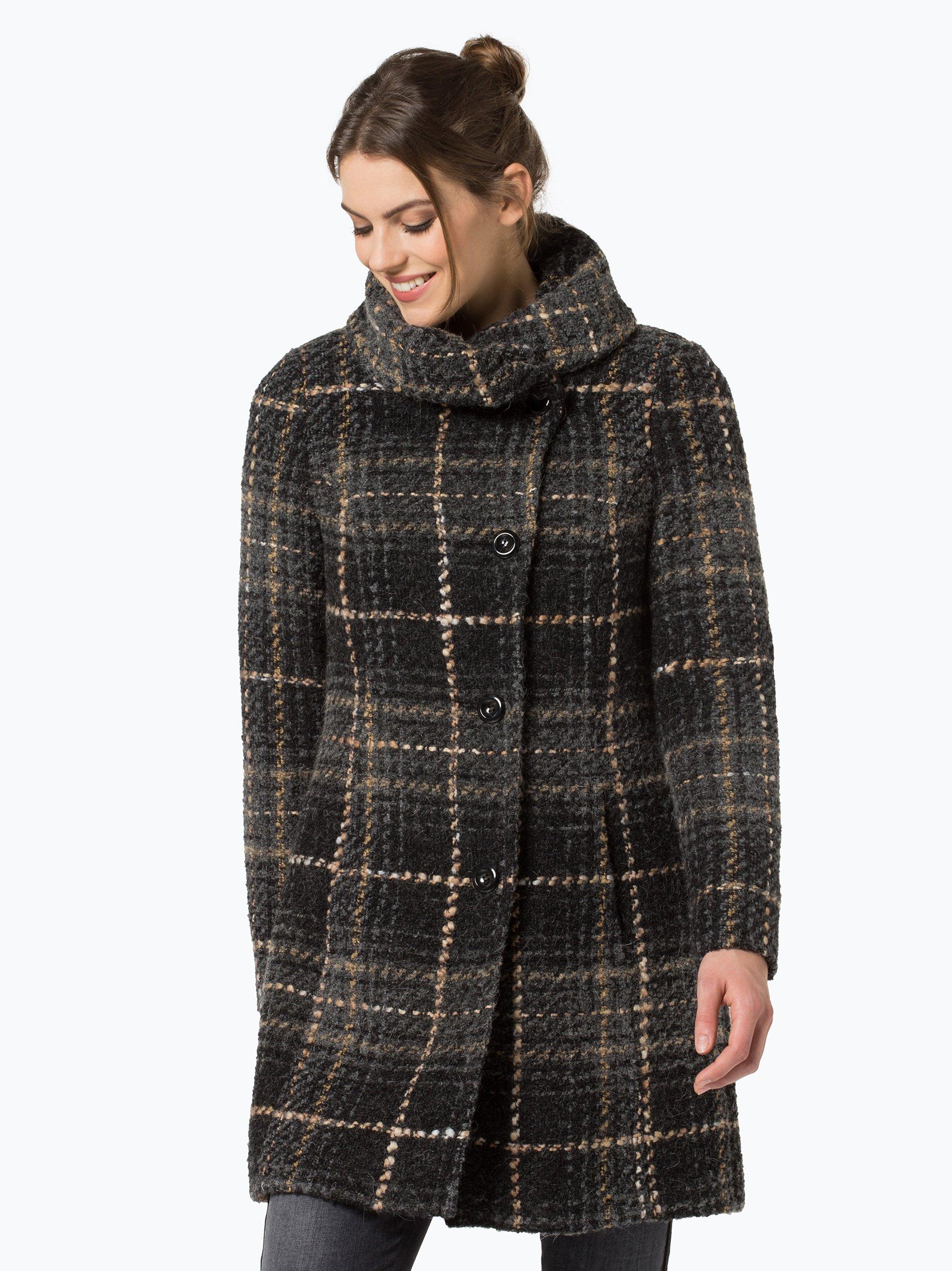 Comma Damen Jacke mit Alpaka-Anteil