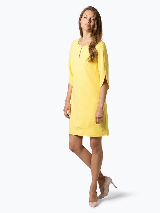 Comma Damen Kleid Online Kaufen Vangraaf Com