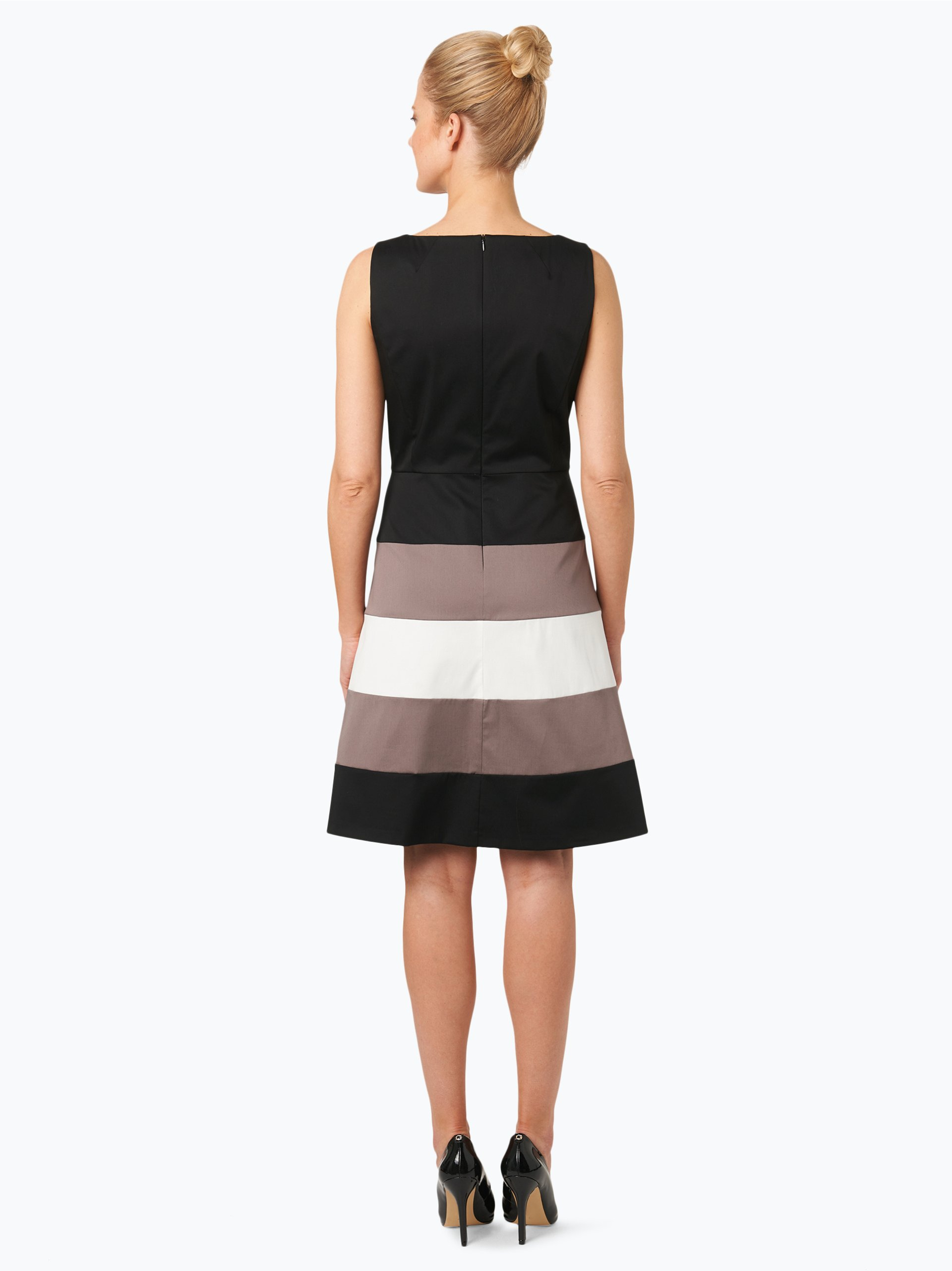 Kleid Von Comma. comma damen kleid marine uni online ...