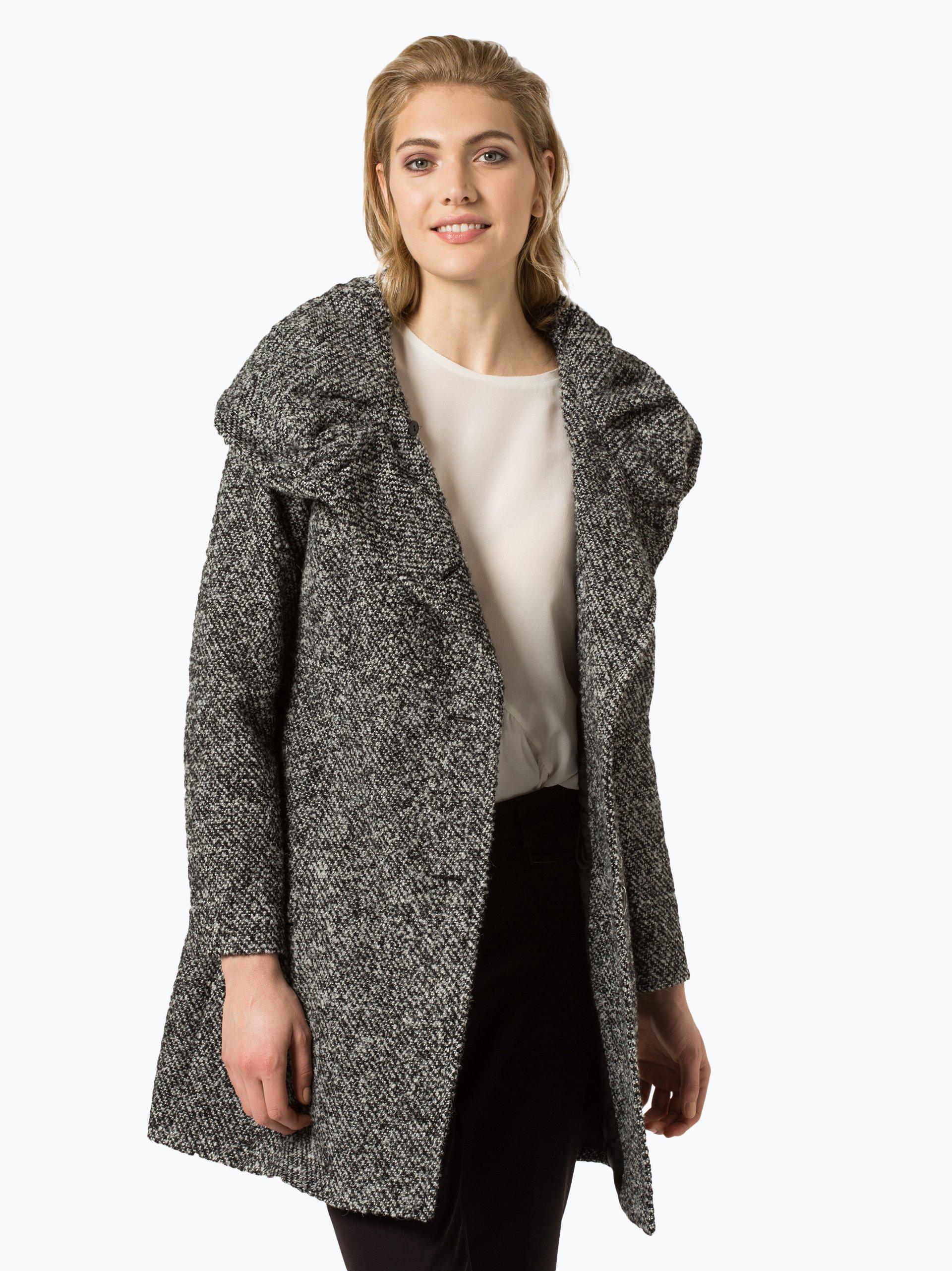 Comma Damen Mantel mit Alpaka-Anteil